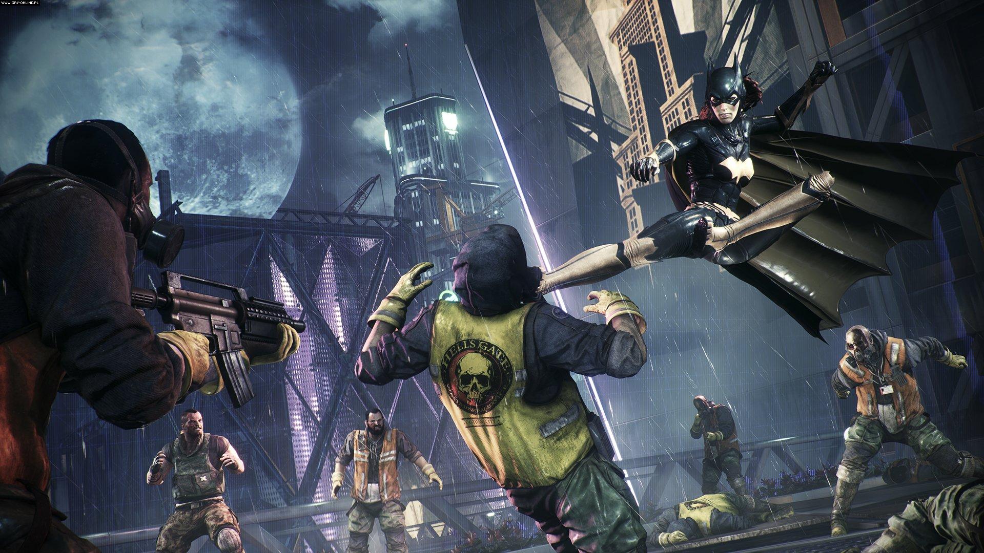 Batman: Arkham Knight PC, PS4, XONE Games Image 3/63, RockSteady Studios, Warner Bros Interactive Entertainment