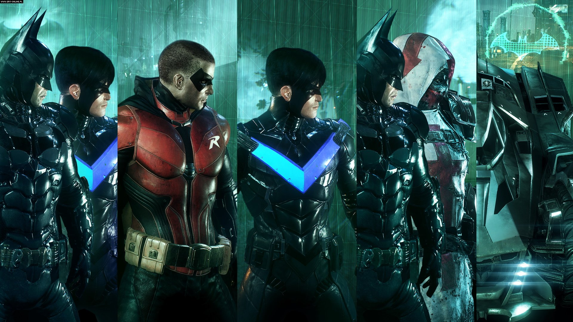 Batman: Arkham Knight PC, PS4, XONE Games Image 2/63, RockSteady Studios, Warner Bros Interactive Entertainment