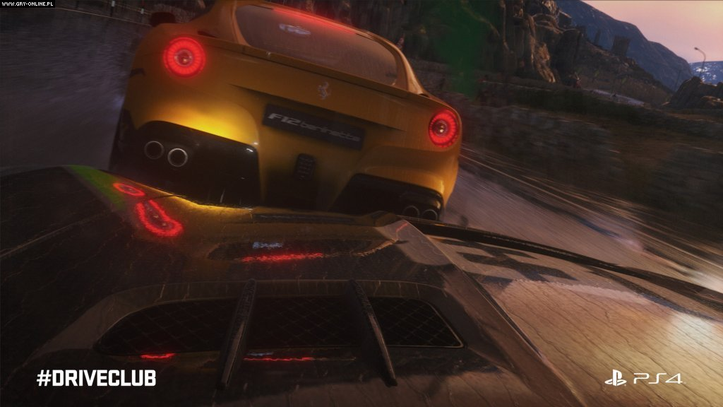 DriveClub PS4 Gry Screen 58/119, Evolution Studios, Sony Interactive Entertainment