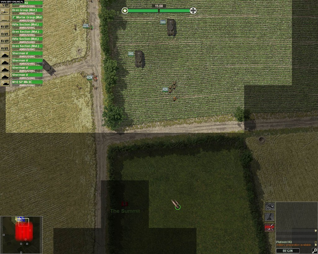 Close Combat: Gateway to Caen PC Games Image 2/8, Matrix Games/Slitherine