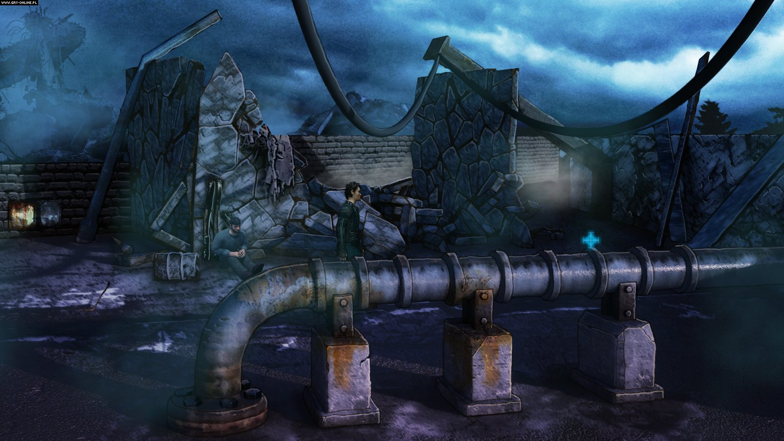 Shadow Of Nebula PC Games Image 7/7, Bisonia