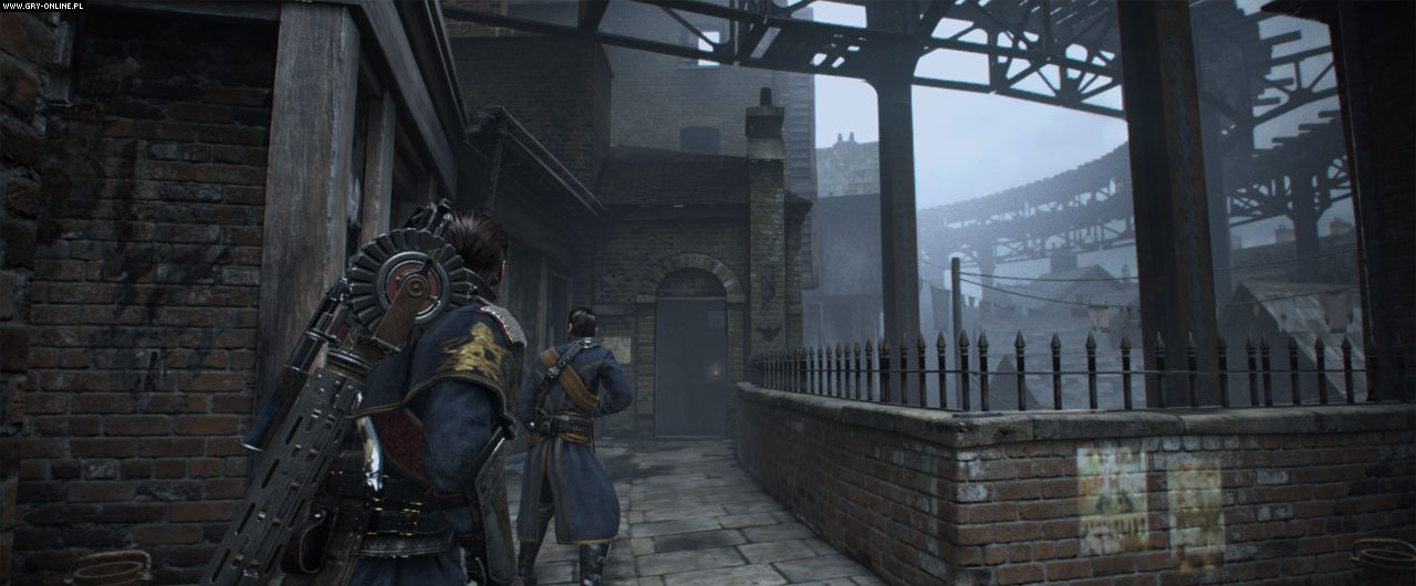 The Order: 1886 PS4 Games Image 46/69, Ready At Dawn Studios, Sony Interactive Entertainment