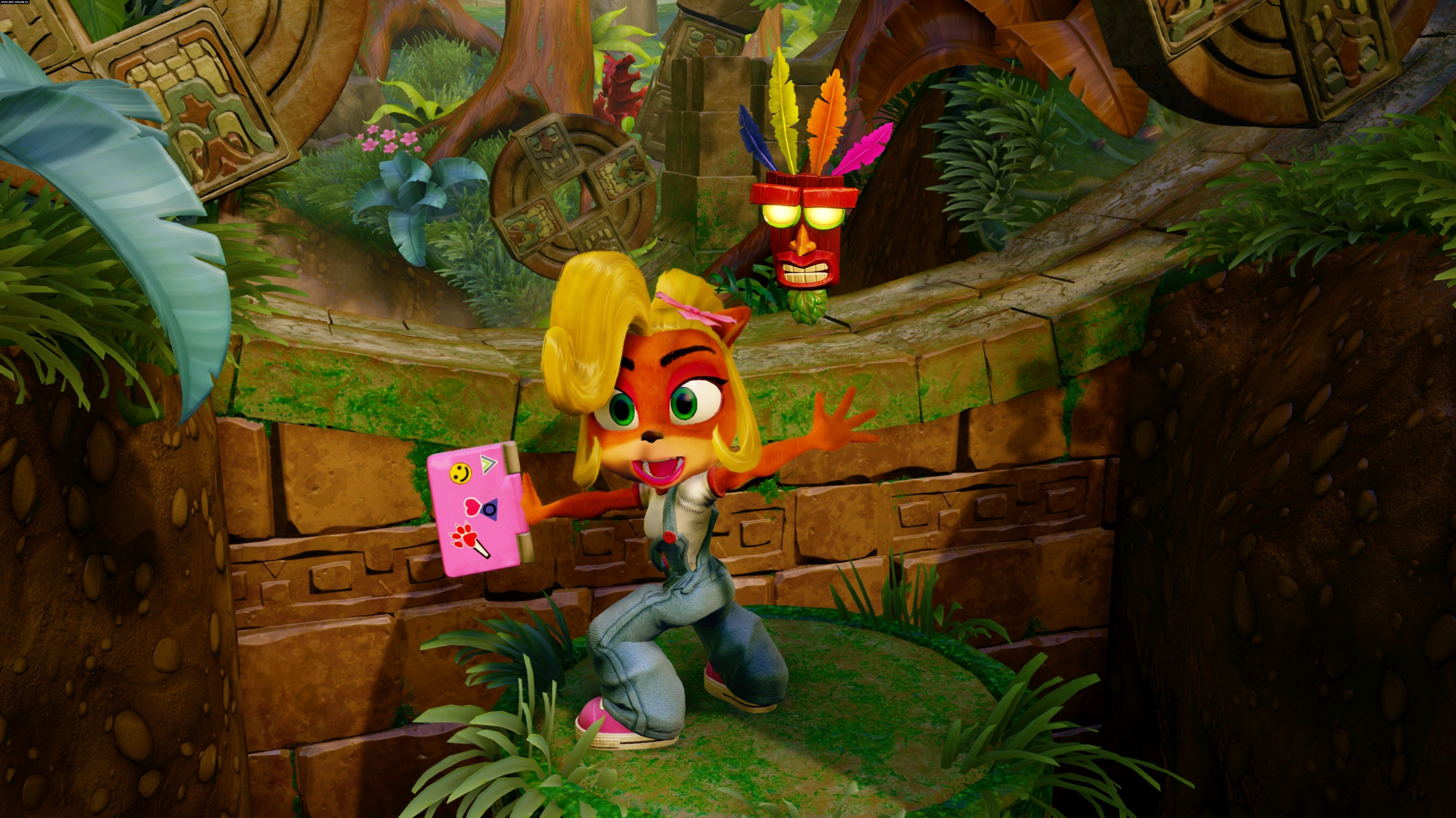 Crash Bandicoot N. Sane Trilogy PS4 Gry Screen 85/115, Vicarious Visions, Activision Blizzard
