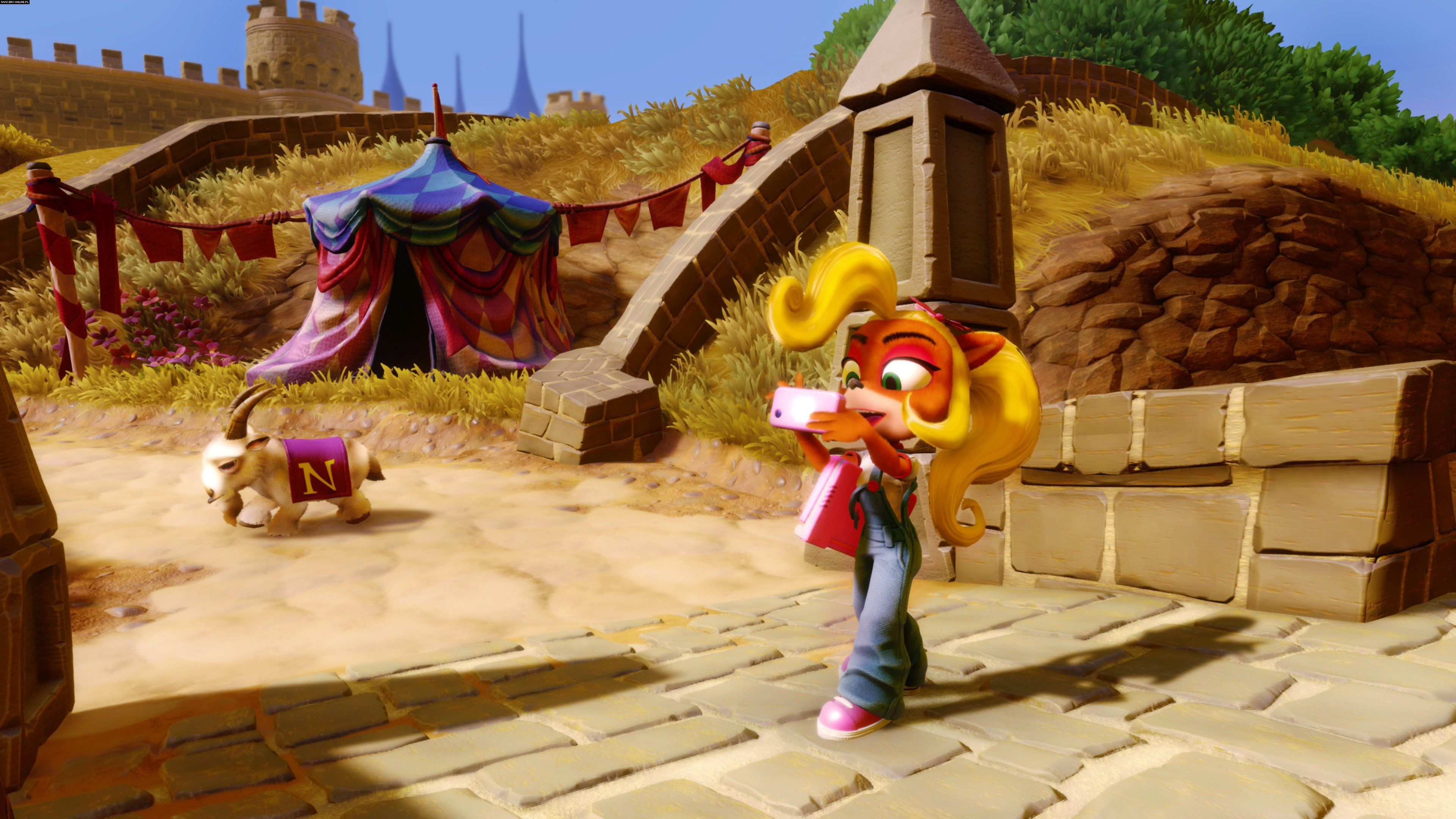 Crash Bandicoot N. Sane Trilogy PS4 Games Image 7/49, Vicarious Visions, Activision Blizzard