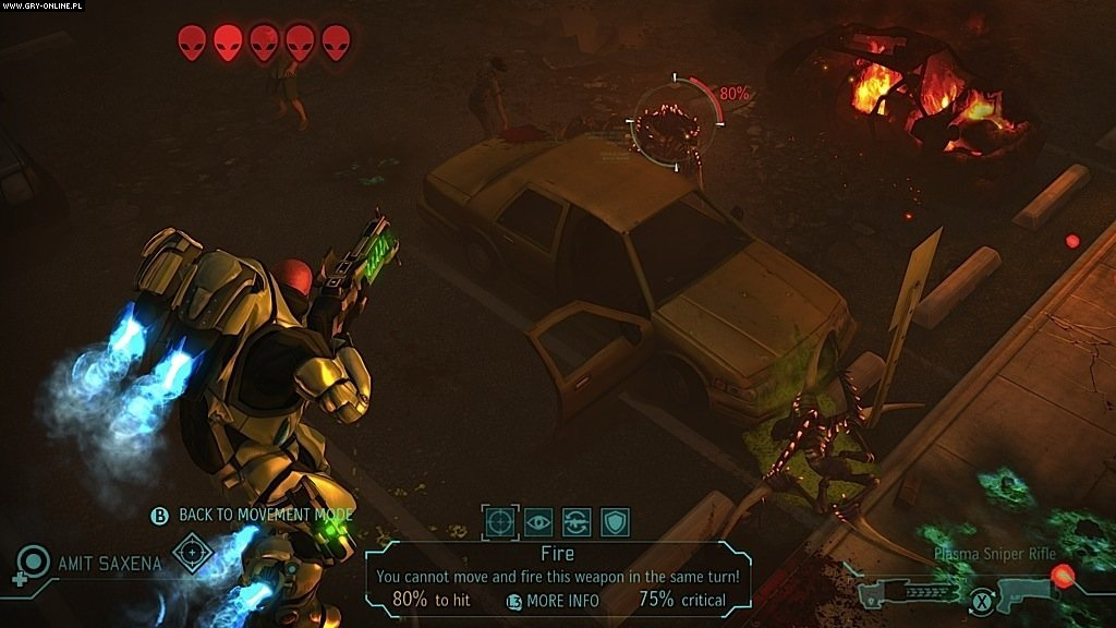 XCOM: Enemy Unknown PC, X360 Gry Screen 150/179, Firaxis Games, 2K Games