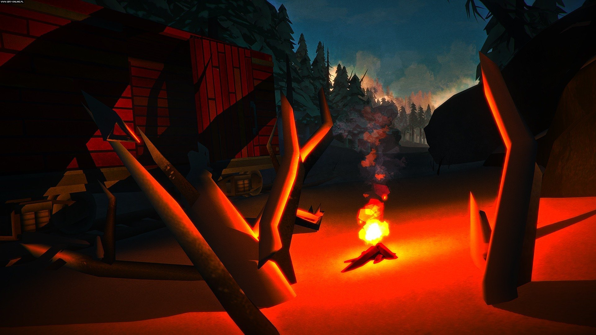 The Long Dark PC, PS4, XONE Gry Screen 6/11, Hinterland Studio