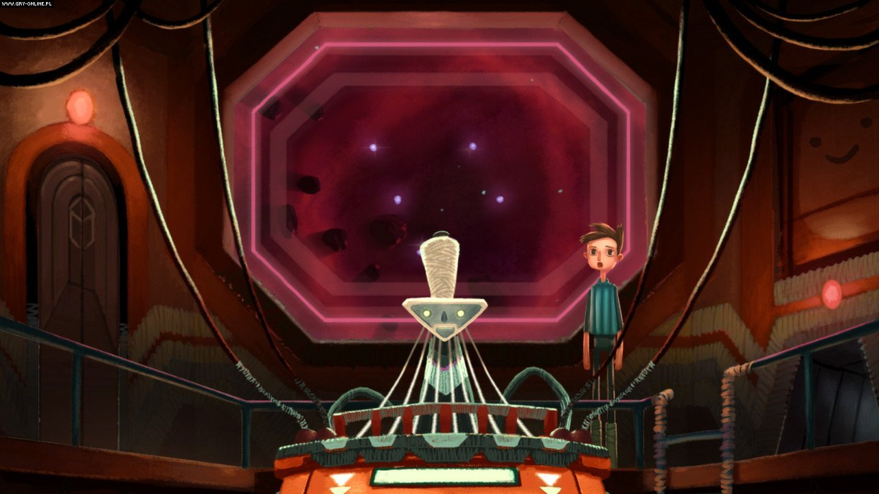 Broken Age PC, PSV, PS4, XONE, AND, iOS, Switch Games Image 2/6, Double Fine Productions, Inc.