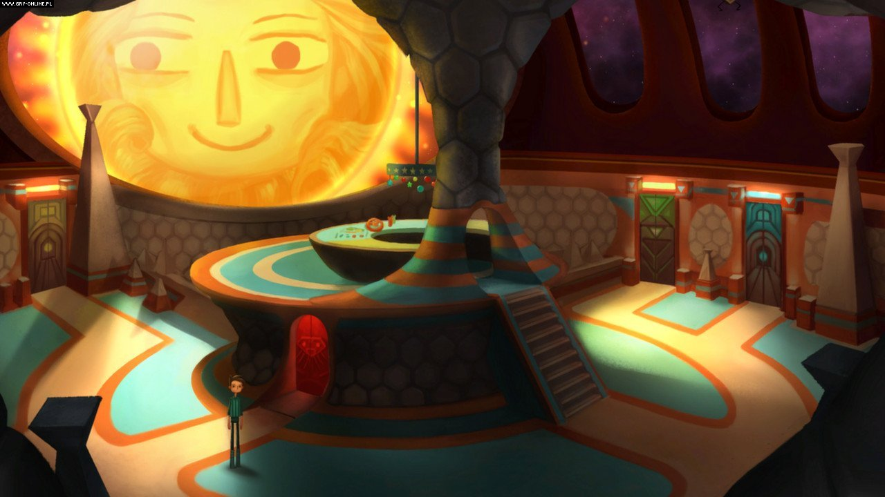 Broken Age PC, PSV, PS4, XONE, AND, iOS, Switch Games Image 1/6, Double Fine Productions, Inc.