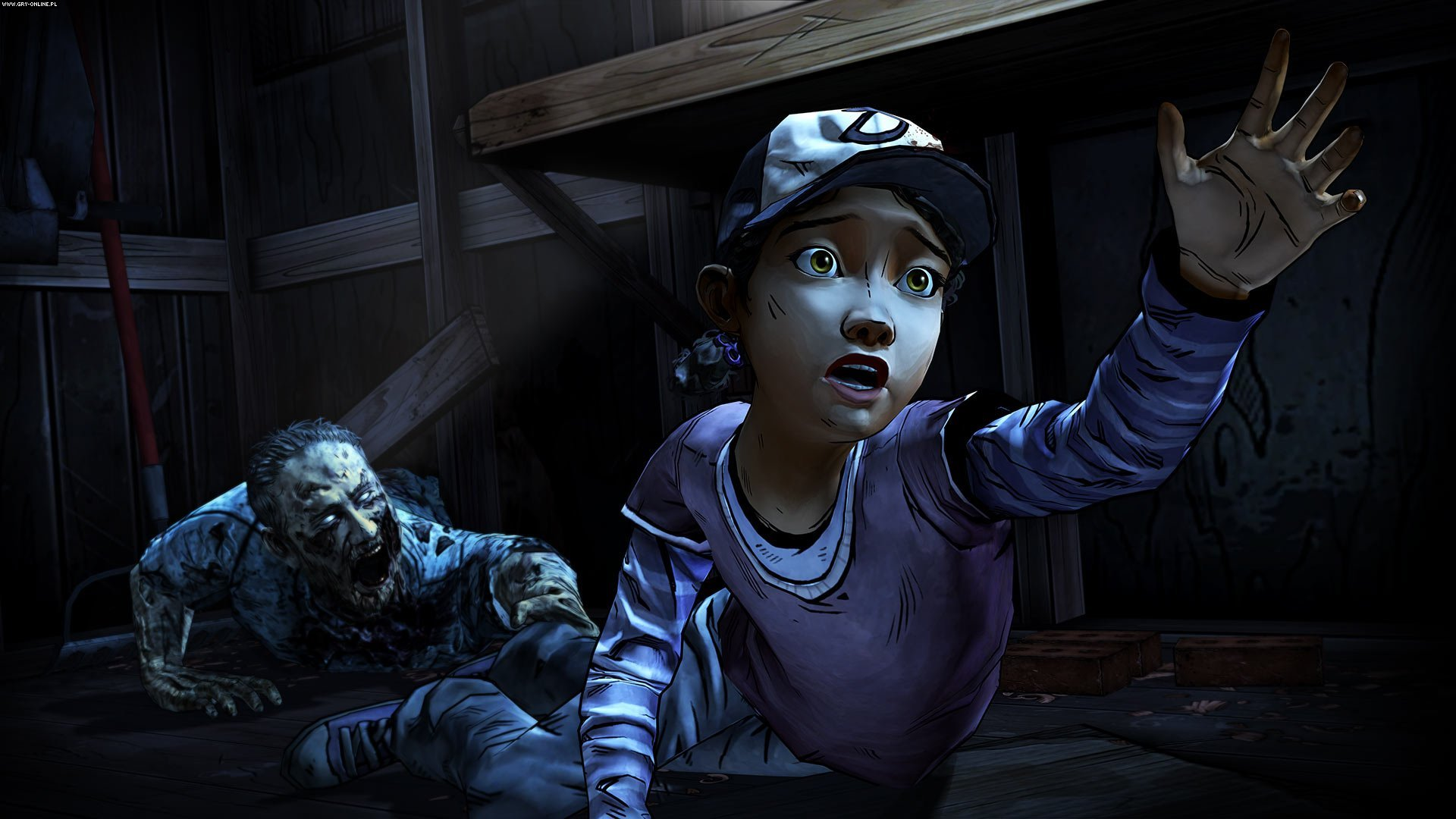 The Walking Dead: A Telltale Games Series - Season Two PC, X360, PS3, PSV, PS4, XONE, AND, iOS Gry Screen 10/12, Telltale Games
