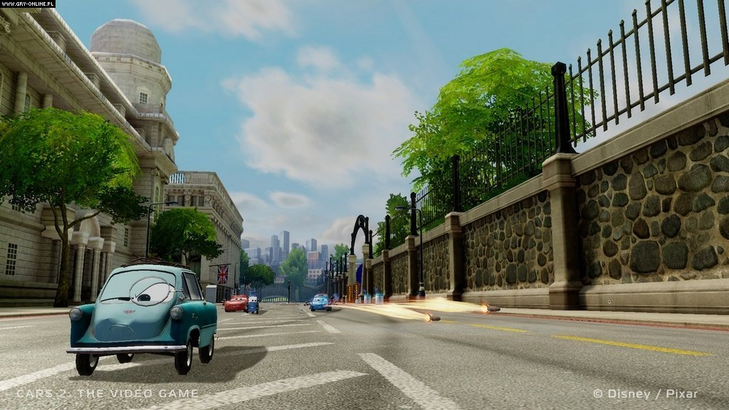 Auta 2 PS3 Gry Screen 1/14, Avalanche Software, Disney Interactive Studios