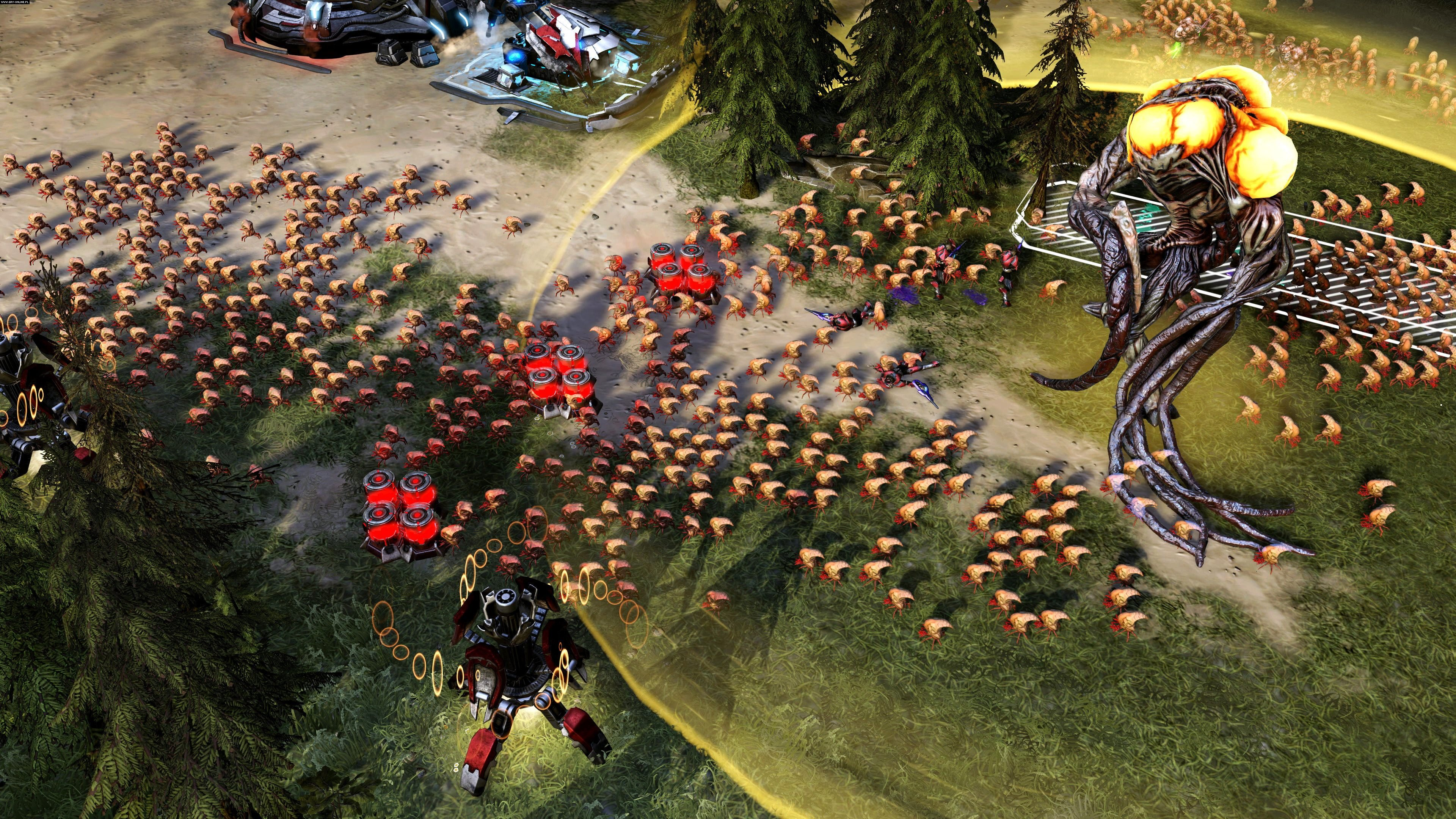 Halo Wars 2 PC, XONE Gry Screen 3/47, Creative Assembly, THQ Nordic / Nordic Games