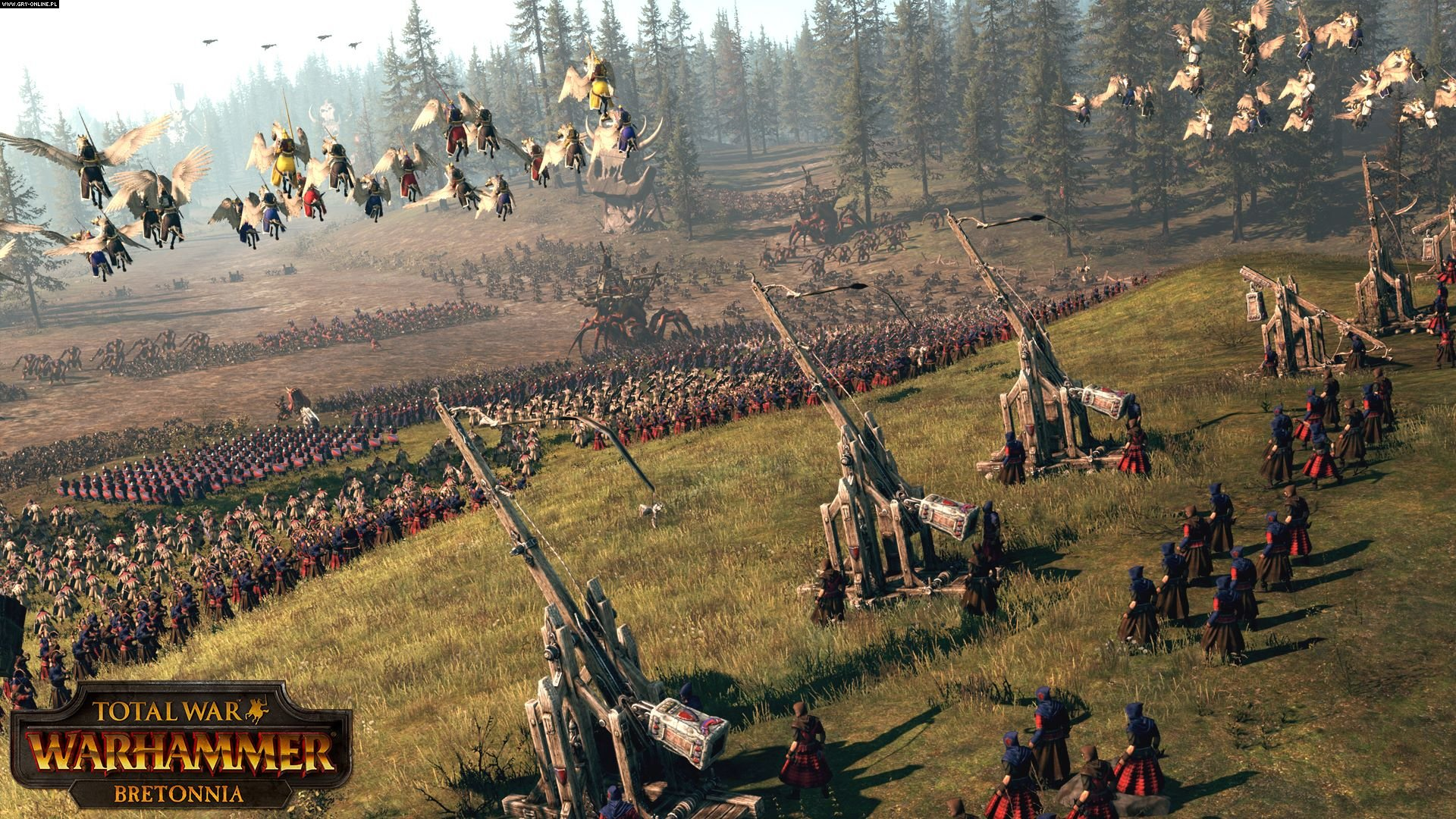Total War: Warhammer PC Gry Screen 5/106, Creative Assembly, SEGA