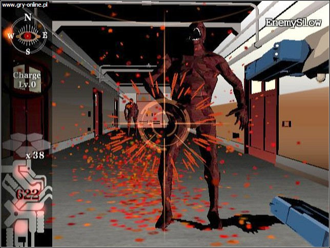 Killer 7 GCN Gry Screen 6/26, Capcom