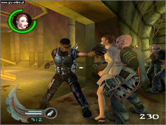 Blade 2 Ps2 Games