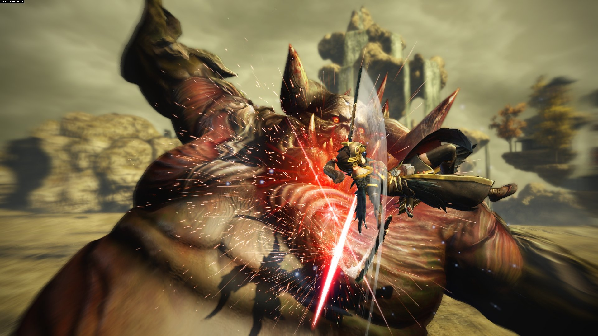 Toukiden 2 PC, PS4 Gry Screen 5/75, Omega Force, Koei Tecmo