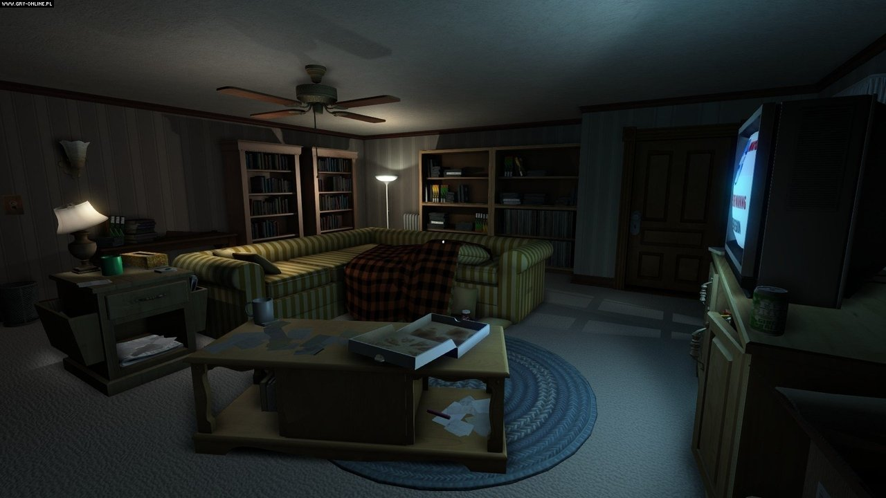 Gone Home PC, PS4, XONE, Switch Gry Screen 2/9, The Fullbright Company