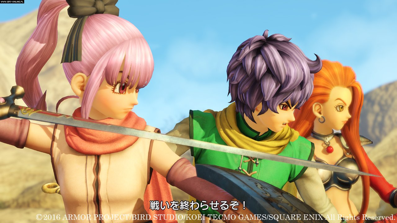 Dragon Quest Heroes II PS3, PS4, PSV Games Image 47/47, Square-Enix, Square-Enix / Eidos