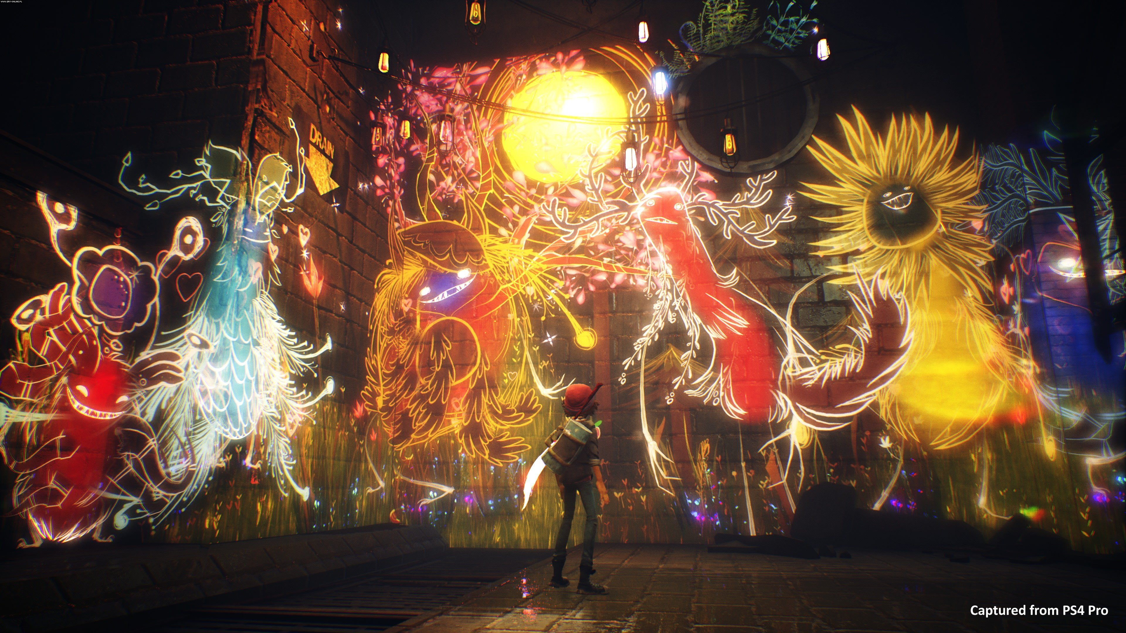 Concrete Genie PS4 Games Image 1/24, PixelOpus, Sony Interactive Entertainment