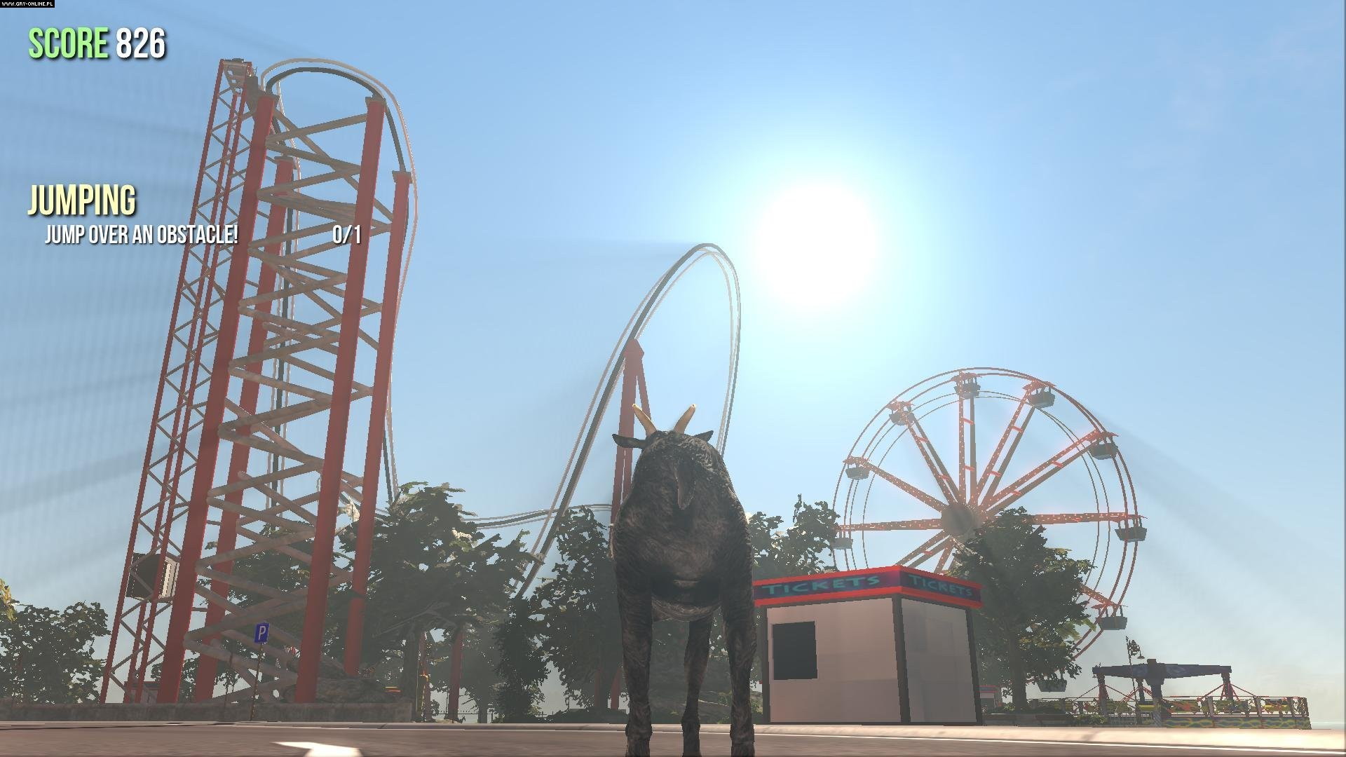 Goat Simulator PC Games Image 12/23, Coffee Stain Studios