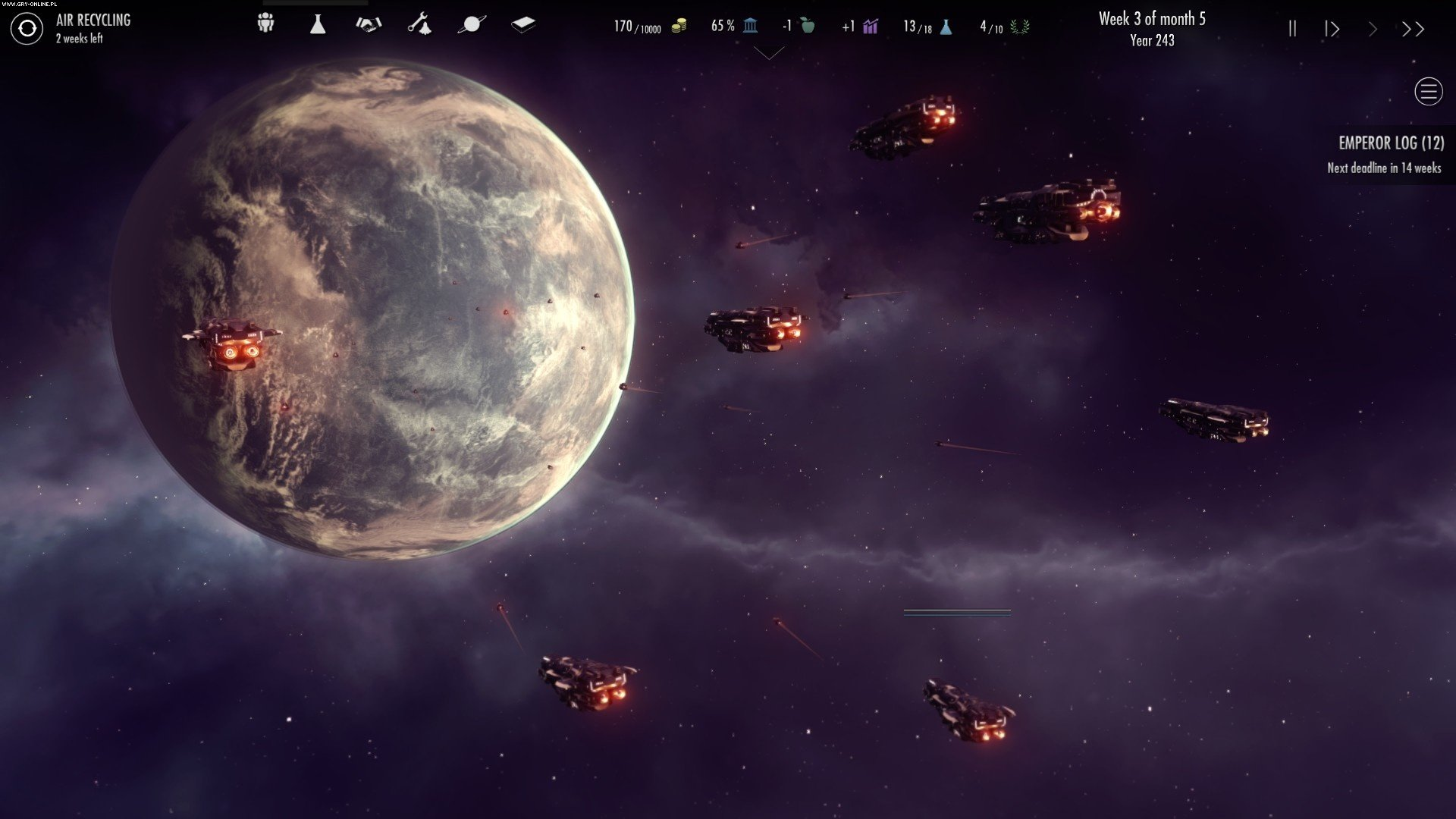 Dawn of Andromeda PC Games Image 6/24, Grey Wolf Entertainment, Iceberg Interactive