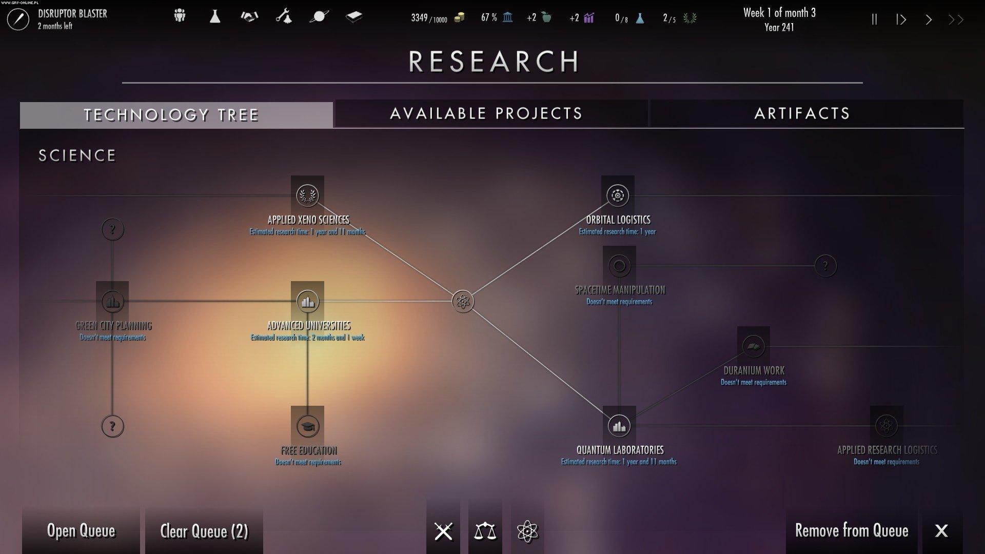 Dawn of Andromeda PC Games Image 5/24, Grey Wolf Entertainment, Iceberg Interactive