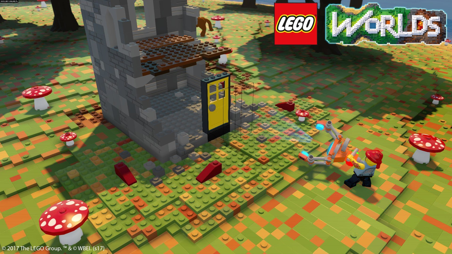 LEGO Worlds PC, PS4, XONE Games Image 14/26, Traveller's Tales, Warner Bros. Interactive Entertainment