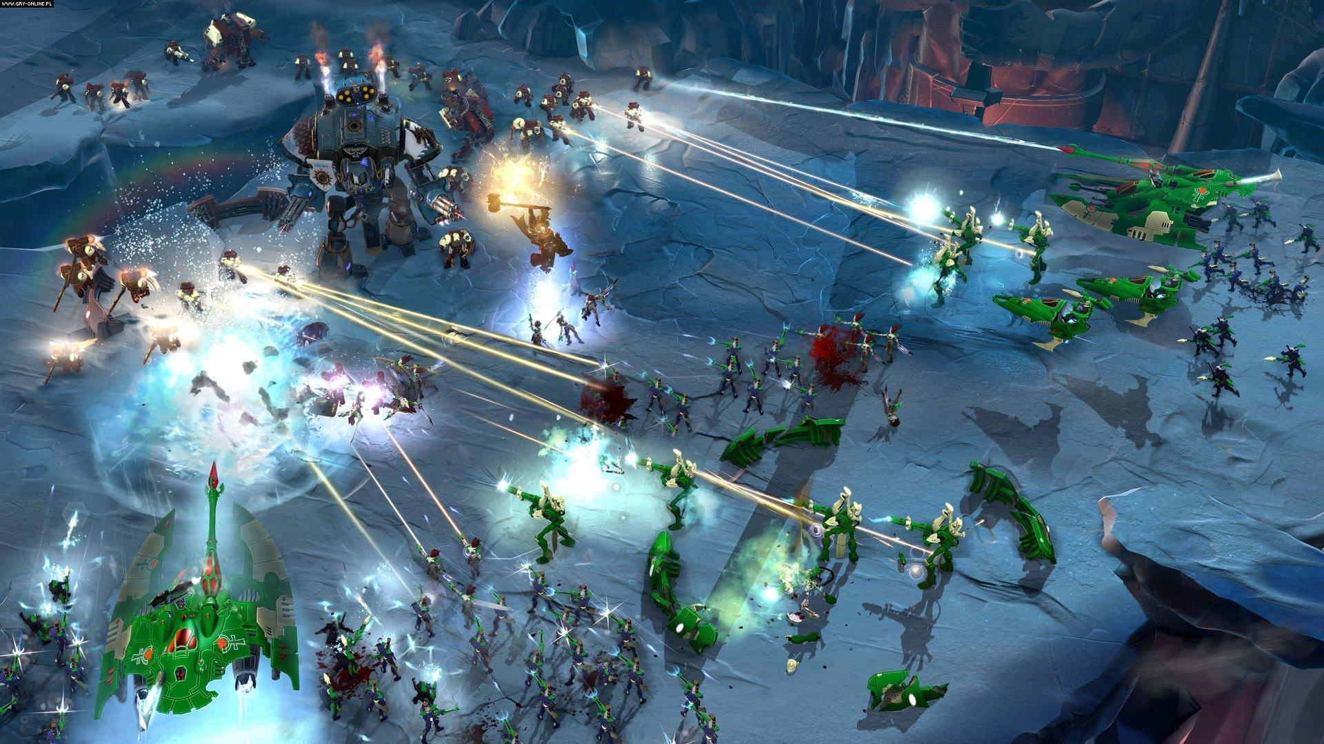 Warhammer 40,000: Dawn of War III PC Games Image 32/32, Relic Entertainment, SEGA