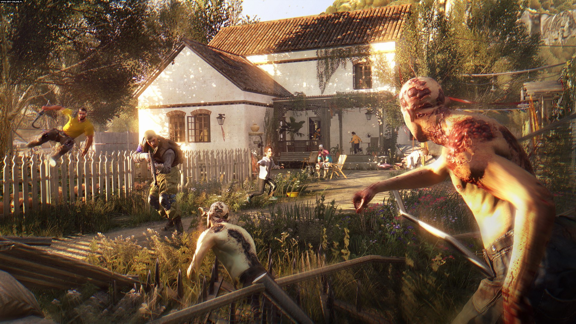 Dying Light: The Following PC, XONE, PS4 Gry Screen 5/22, Techland, Warner Bros. Interactive Entertainment
