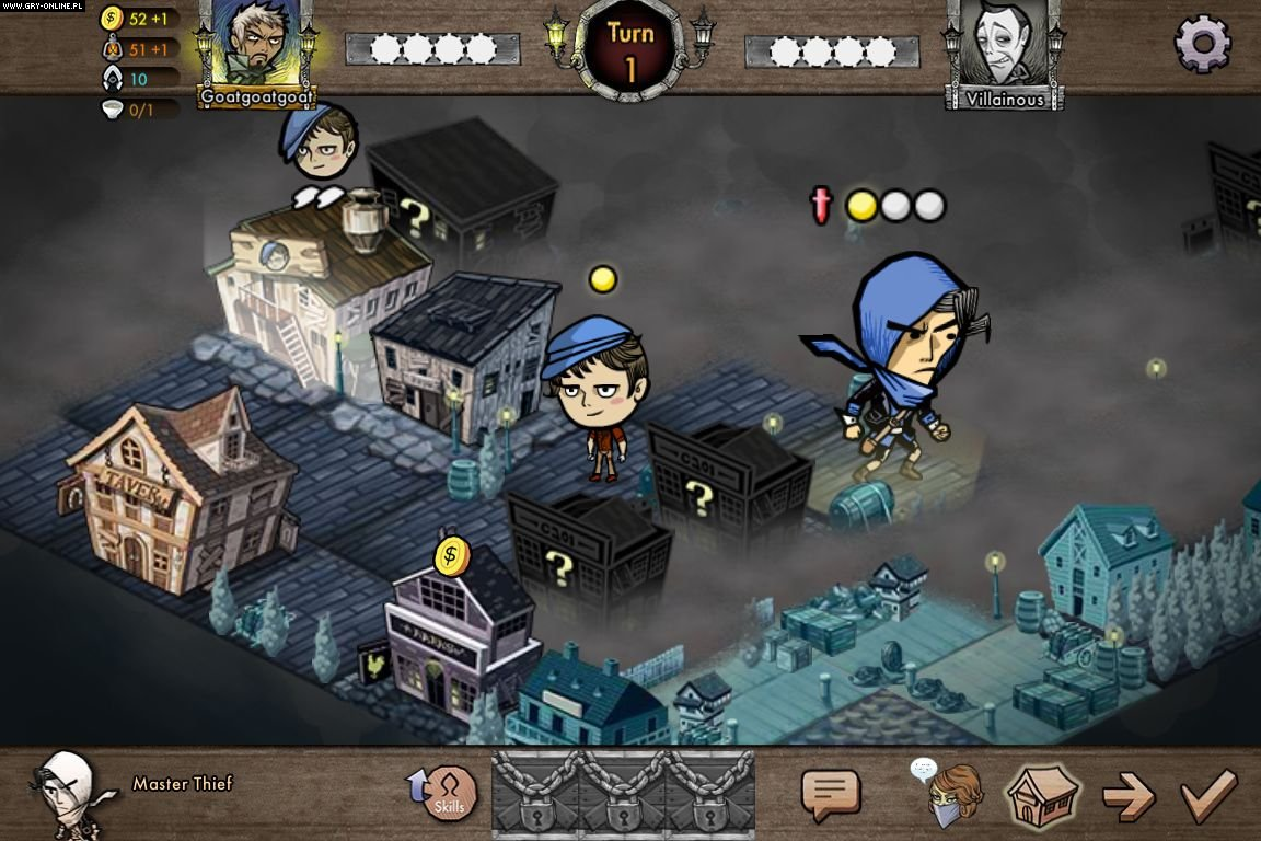 Antihero iOS, AND, PC Games Image 5/5, Tim Conkling, Versus Evil