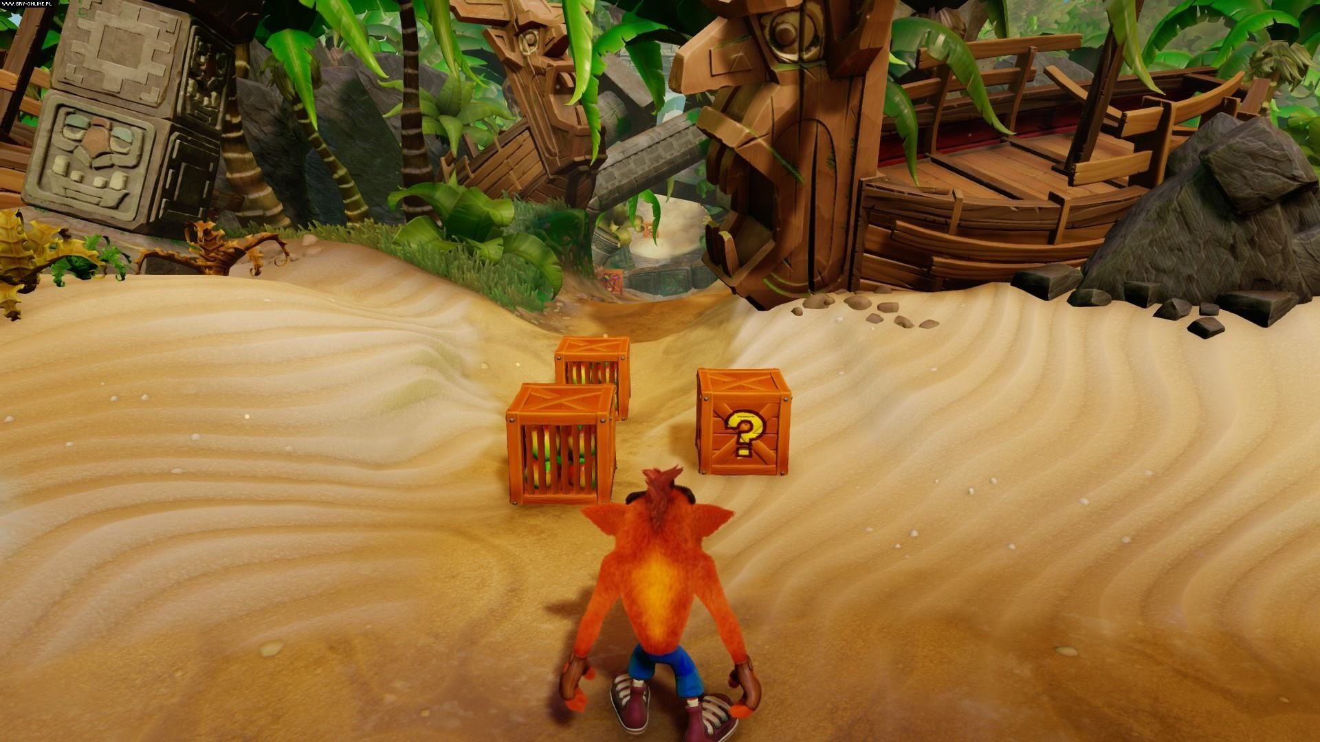 Crash Bandicoot N. Sane Trilogy PC, PS4, XONE, Switch Gry Screen 57/115, Vicarious Visions, Activision Blizzard