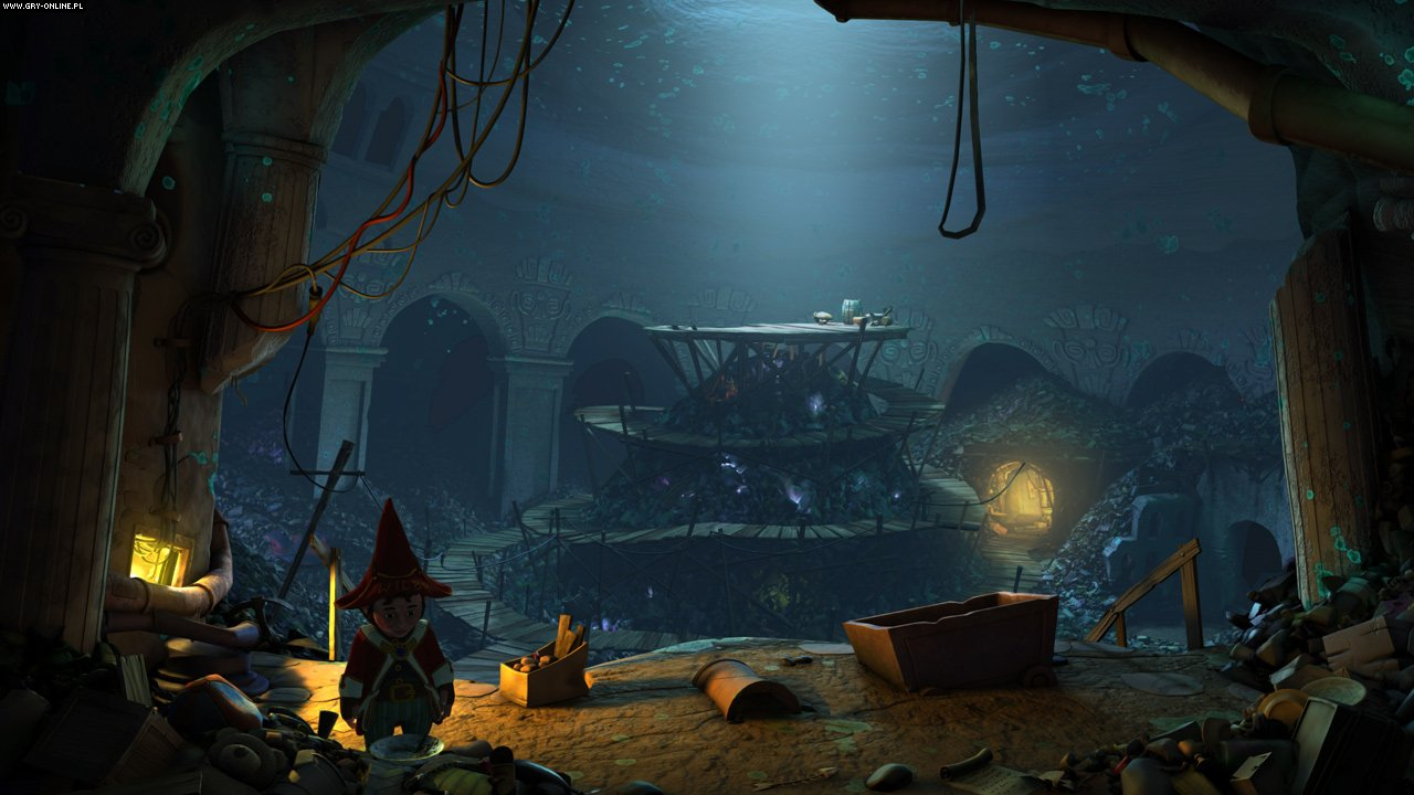The Book of Unwritten Tales 2 PS4, XONE Gry Screen 2/20, KING Art Games, THQ Nordic / Nordic Games