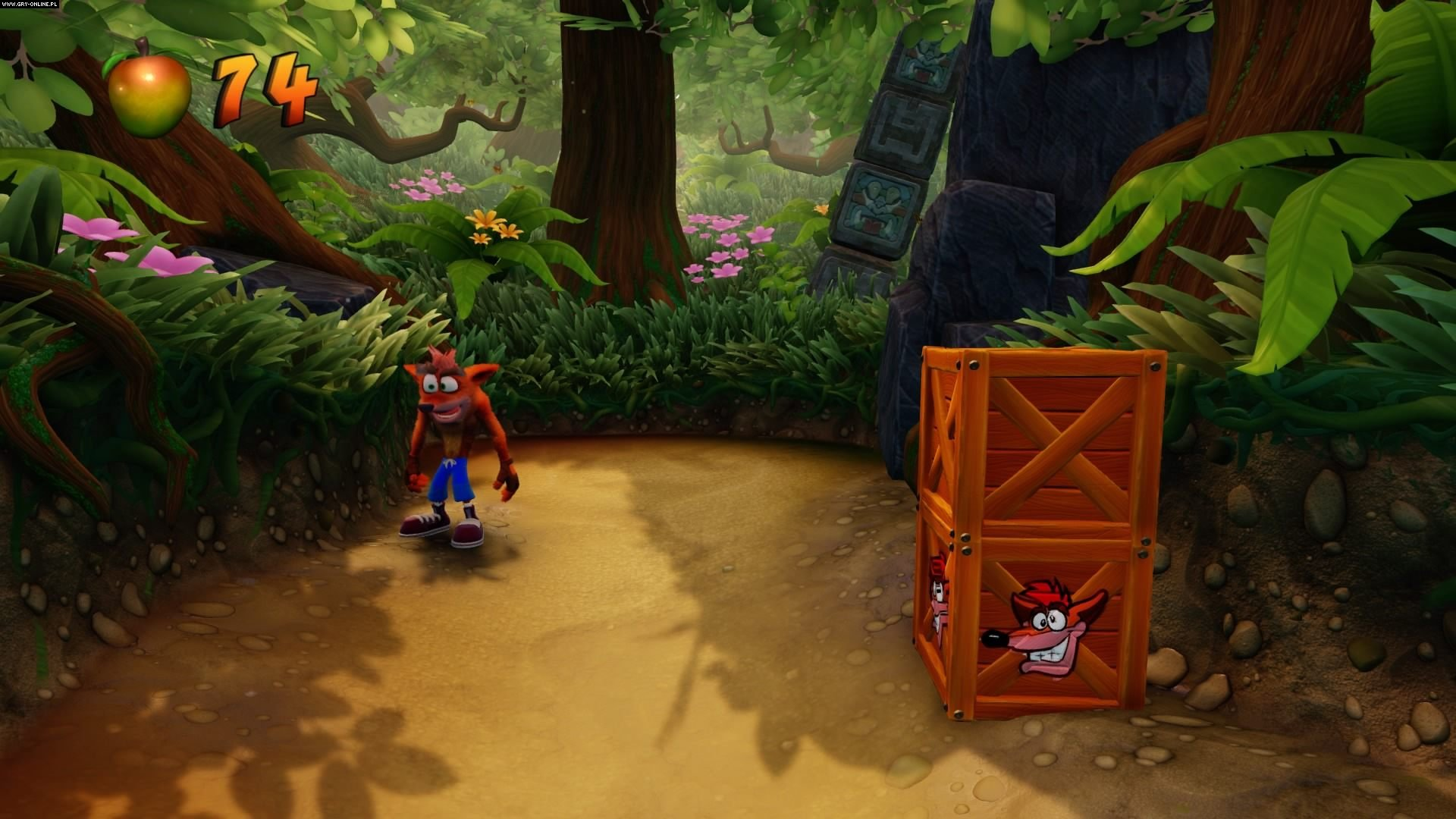 Crash Bandicoot N. Sane Trilogy PC, PS4, XONE, Switch Gry Screen 37/115, Vicarious Visions, Activision Blizzard