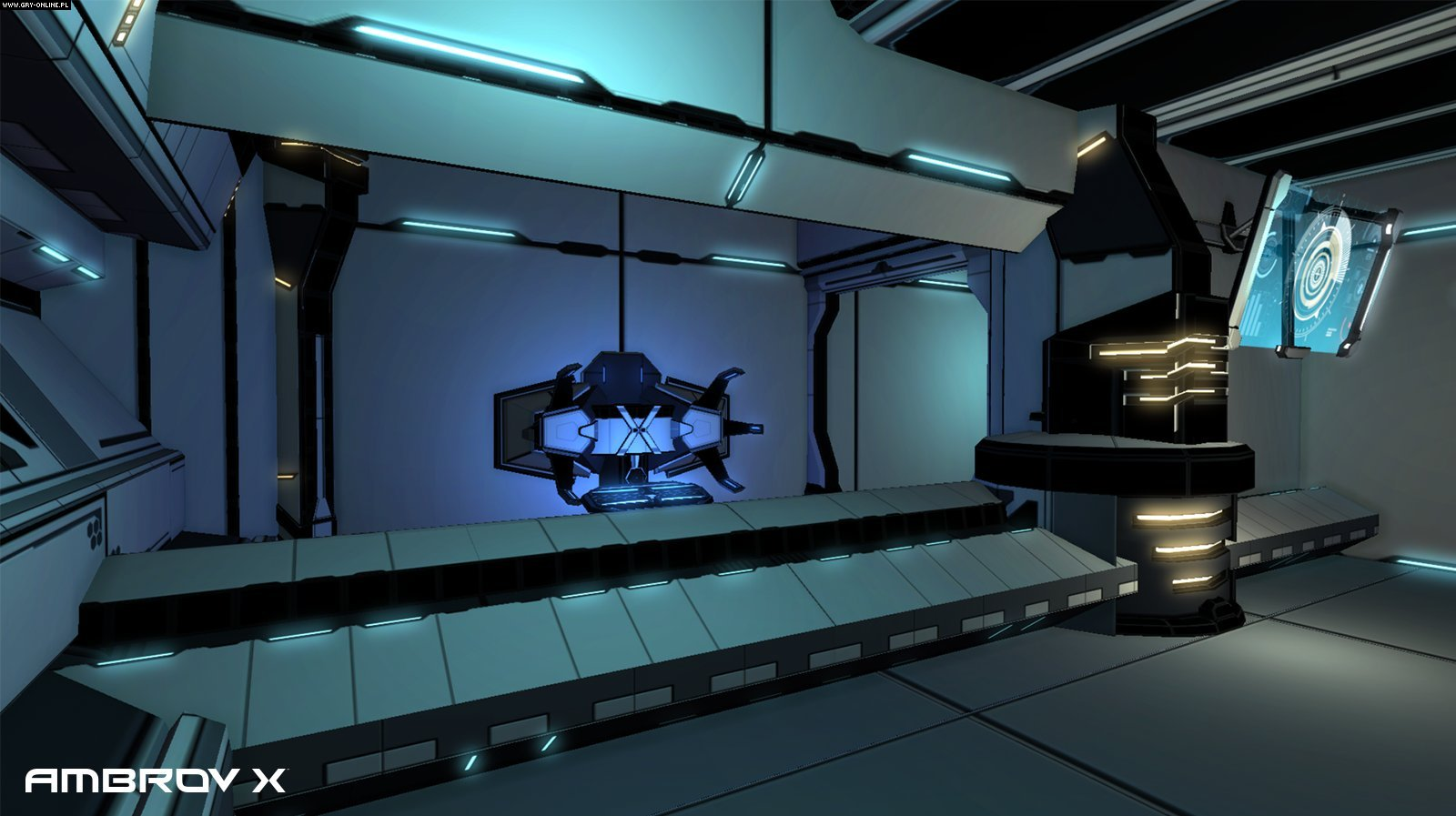 Ps4 Games Science Fiction : Ambrov screenshots gallery screenshot