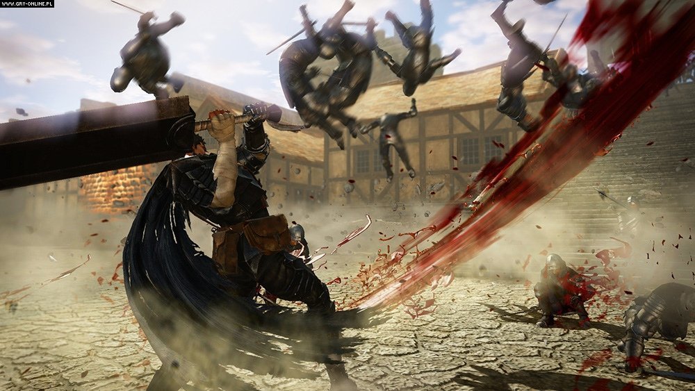 Berserk and the Band of the Hawk PC, PS3, PSV, PS4 Gry Screen 71/72, Omega Force, Koei Tecmo