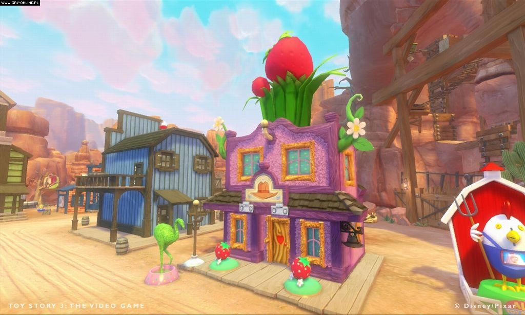 All Toy Story 3 Games : Toy story the video game screenshots gallery