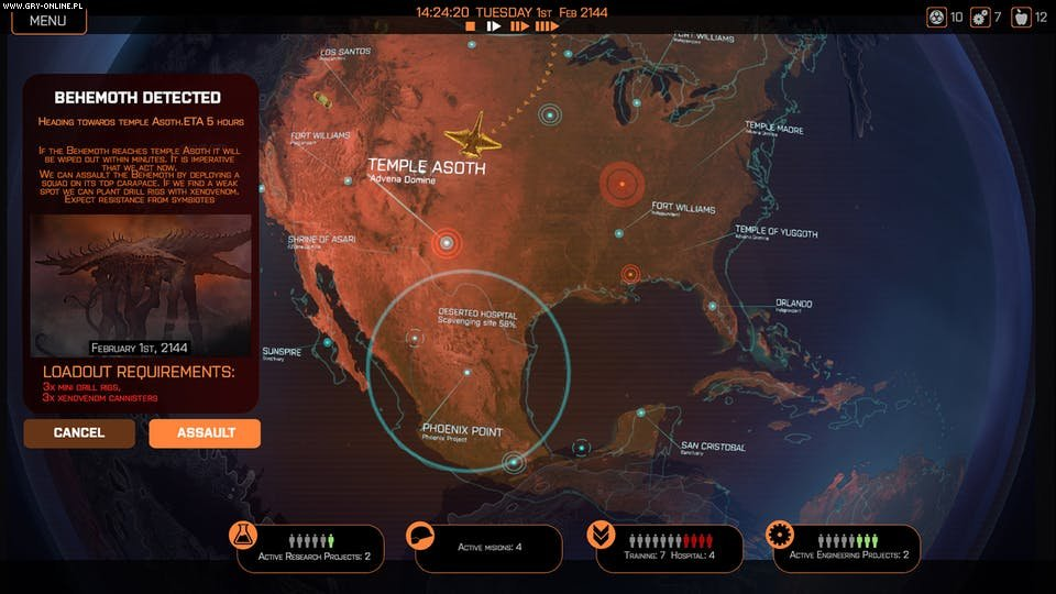 Phoenix Point PC, PS4, XONE Games Image 9/24, Snapshot Games Inc.