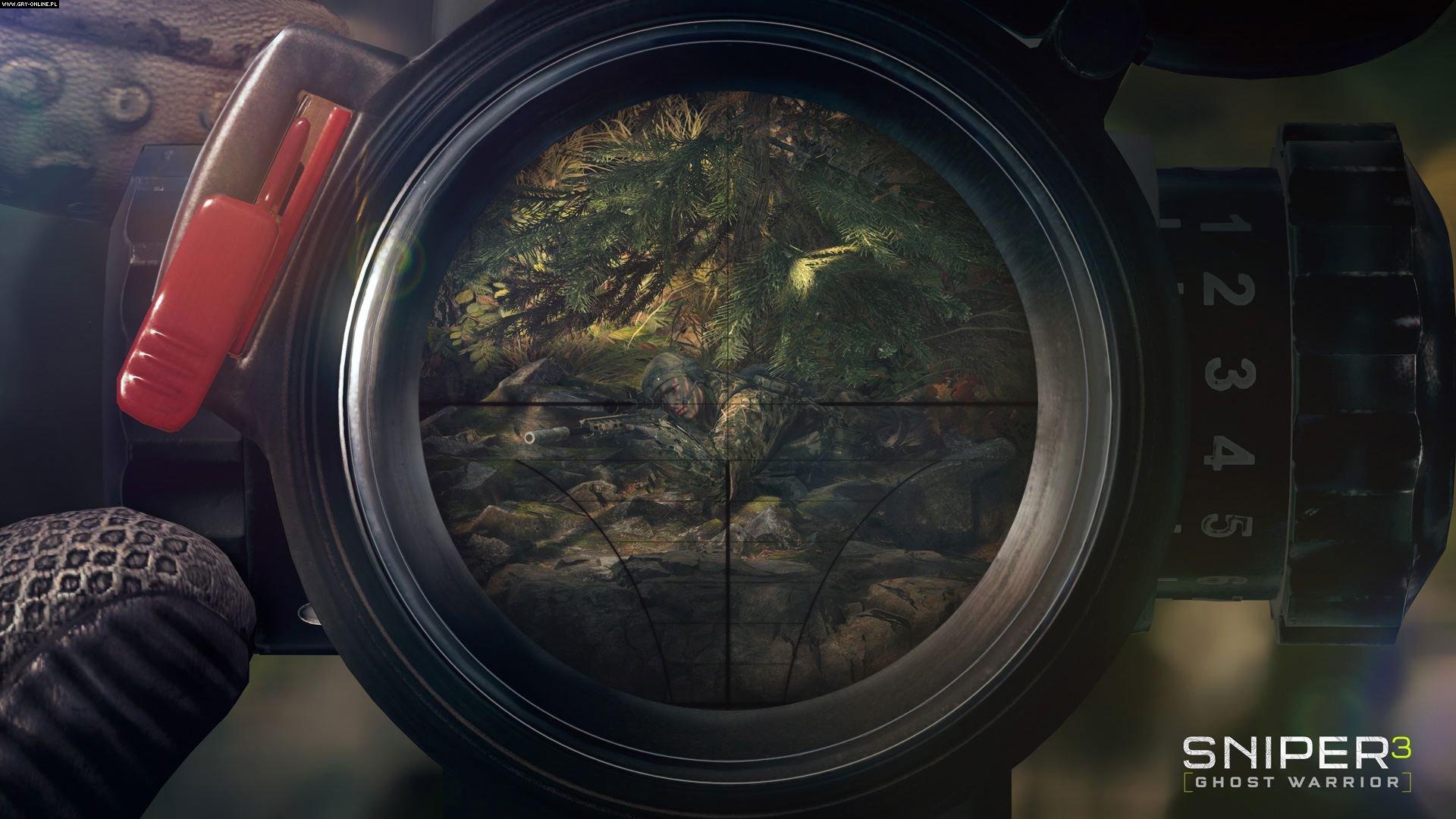 Sniper: Ghost Warrior 3 PC, PS4, XONE Games Image 36/36, CI Games / City Interactive