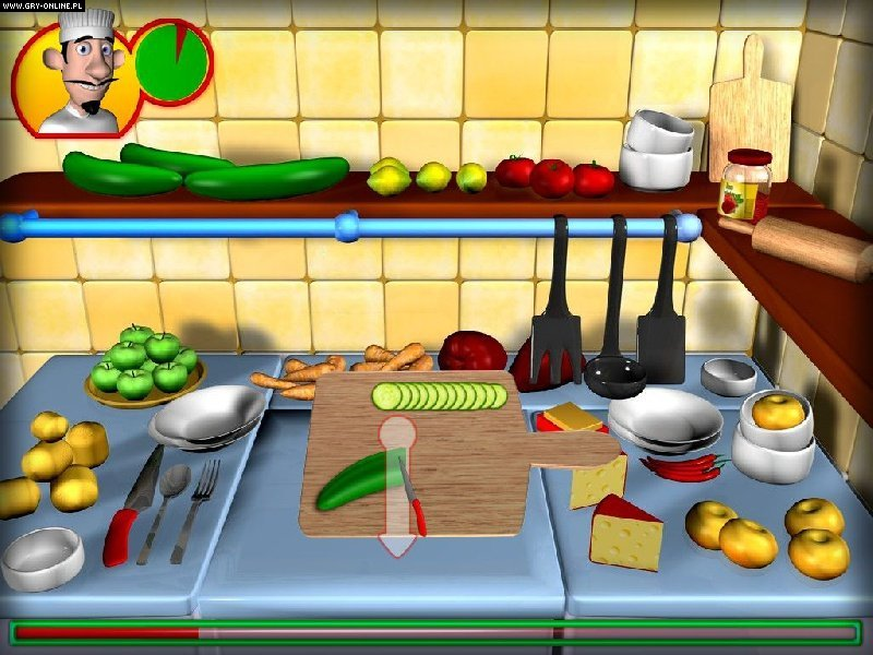 Crazy Cooking PC Gry Screen 1/3, Rhema Group, PlayWay