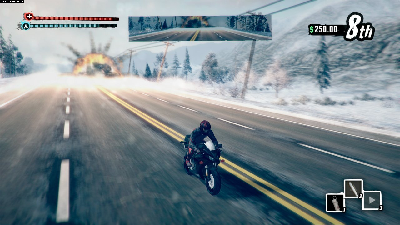 Road Redemption PC, PS4, XONE, Switch Gry Screen 4/6, EQ-Games, Tripwire Interactive