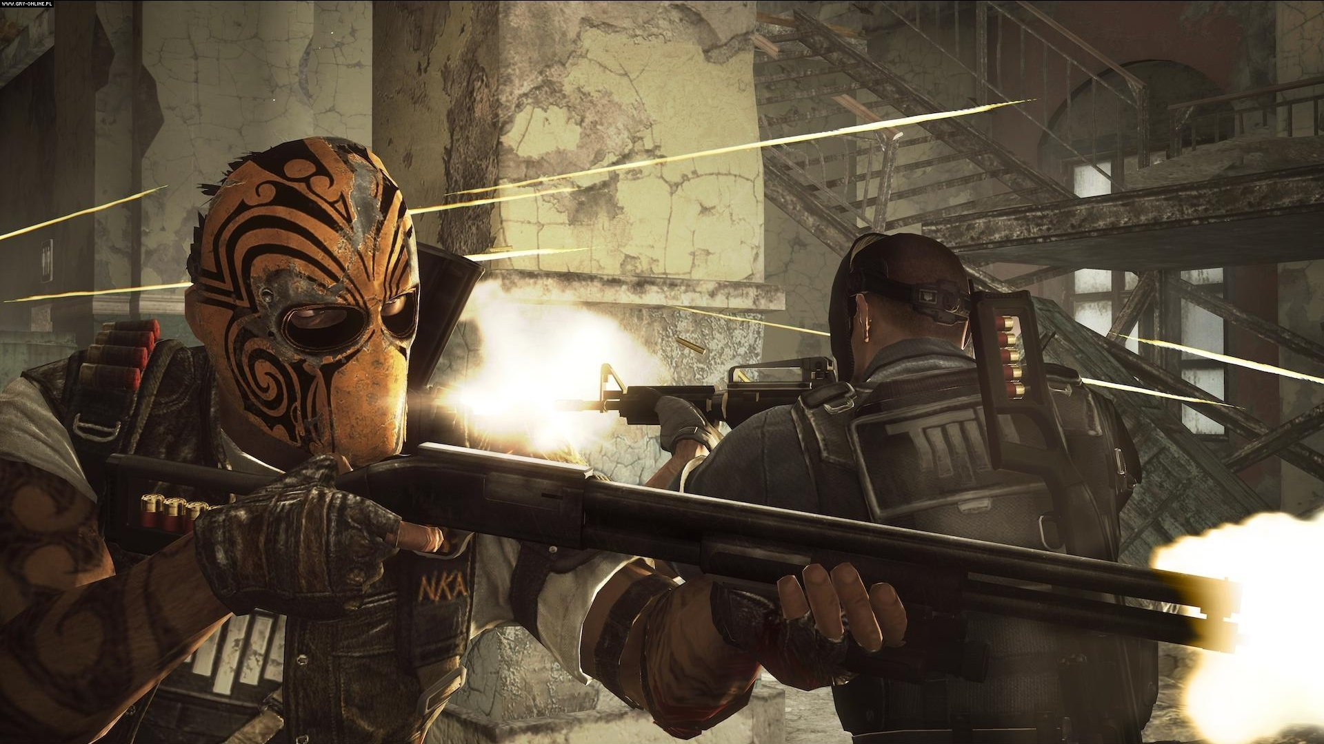 Army of Two: The Devil's Cartel X360, PS3 Gry Screen 28/43, Electronic Arts Inc.