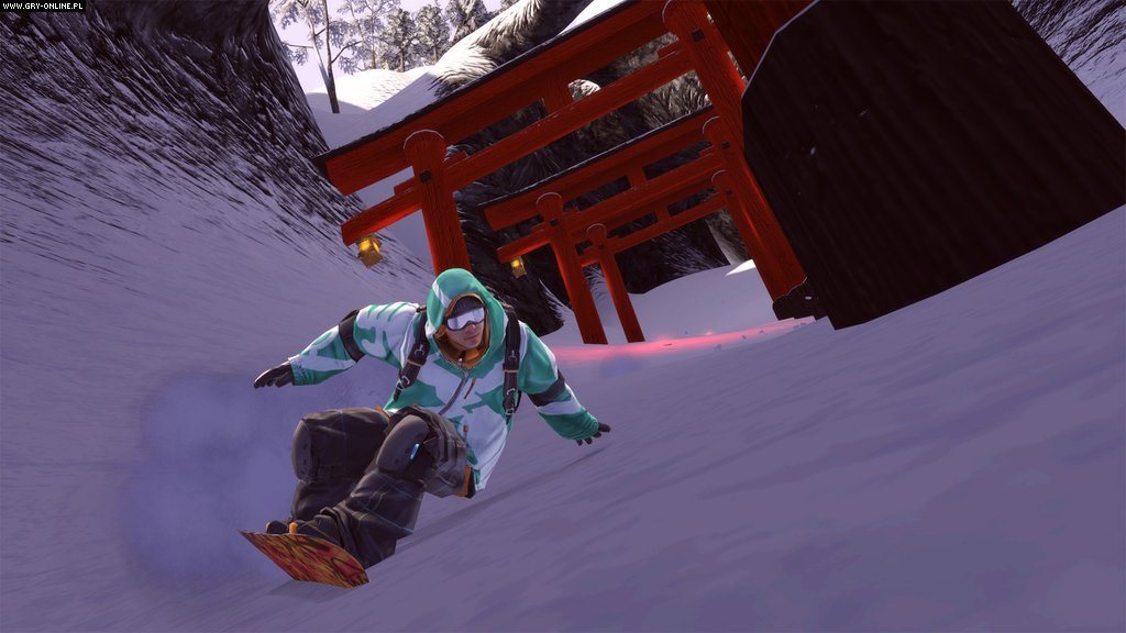 SSX X360, PS3 Gry Screen 16/54, EA Sports, Electronic Arts Inc.