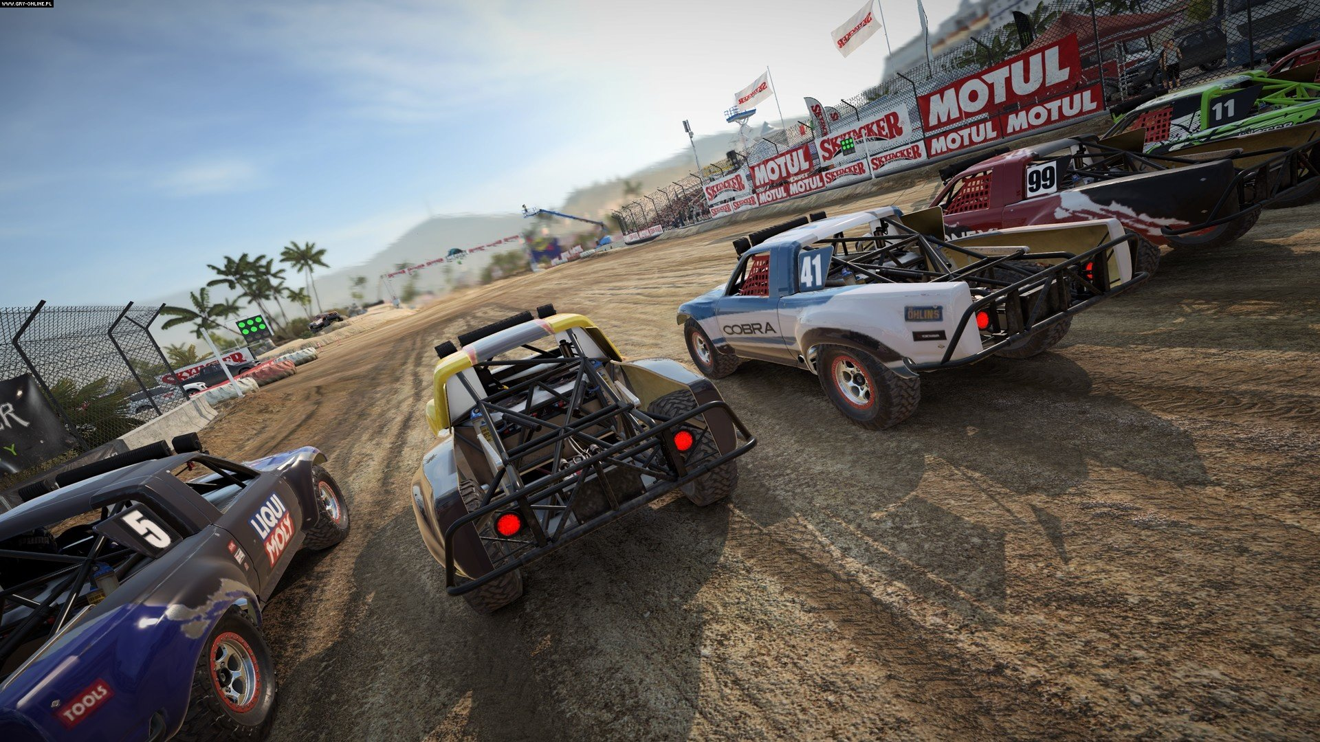 Dirt 4 gameplay,