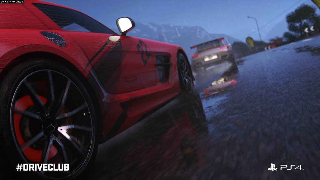 DriveClub PS4 Gry Screen 87/119, Evolution Studios, Sony Interactive Entertainment