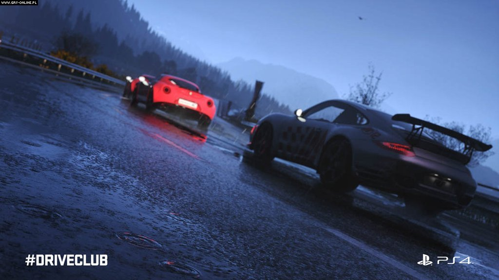DriveClub PS4 Gry Screen 83/119, Evolution Studios, Sony Interactive Entertainment