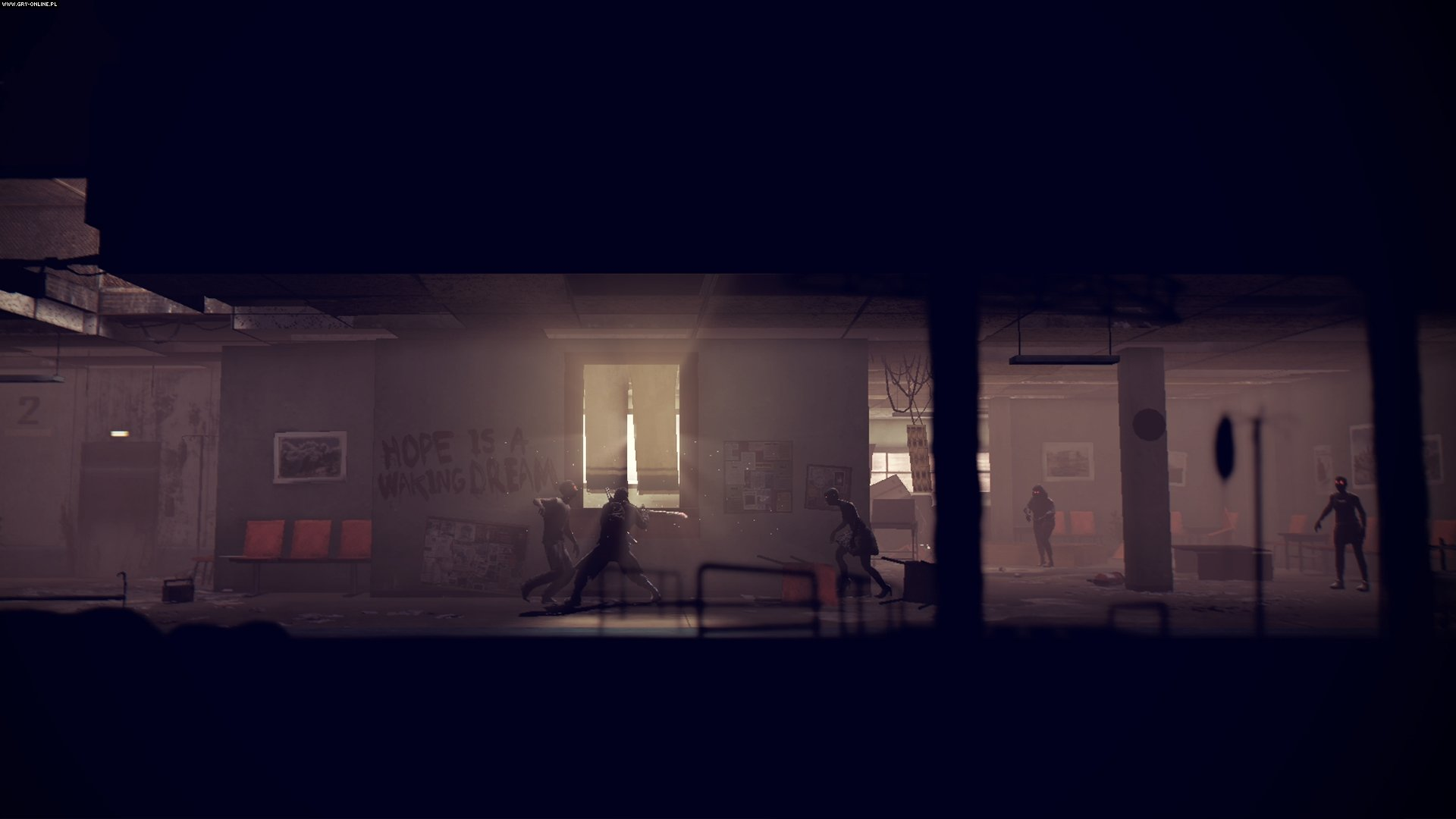 Deadlight: Director's Cut PC, PS4, XONE Gry Screen 7/11, Tequila Works, Deep Silver / Koch Media