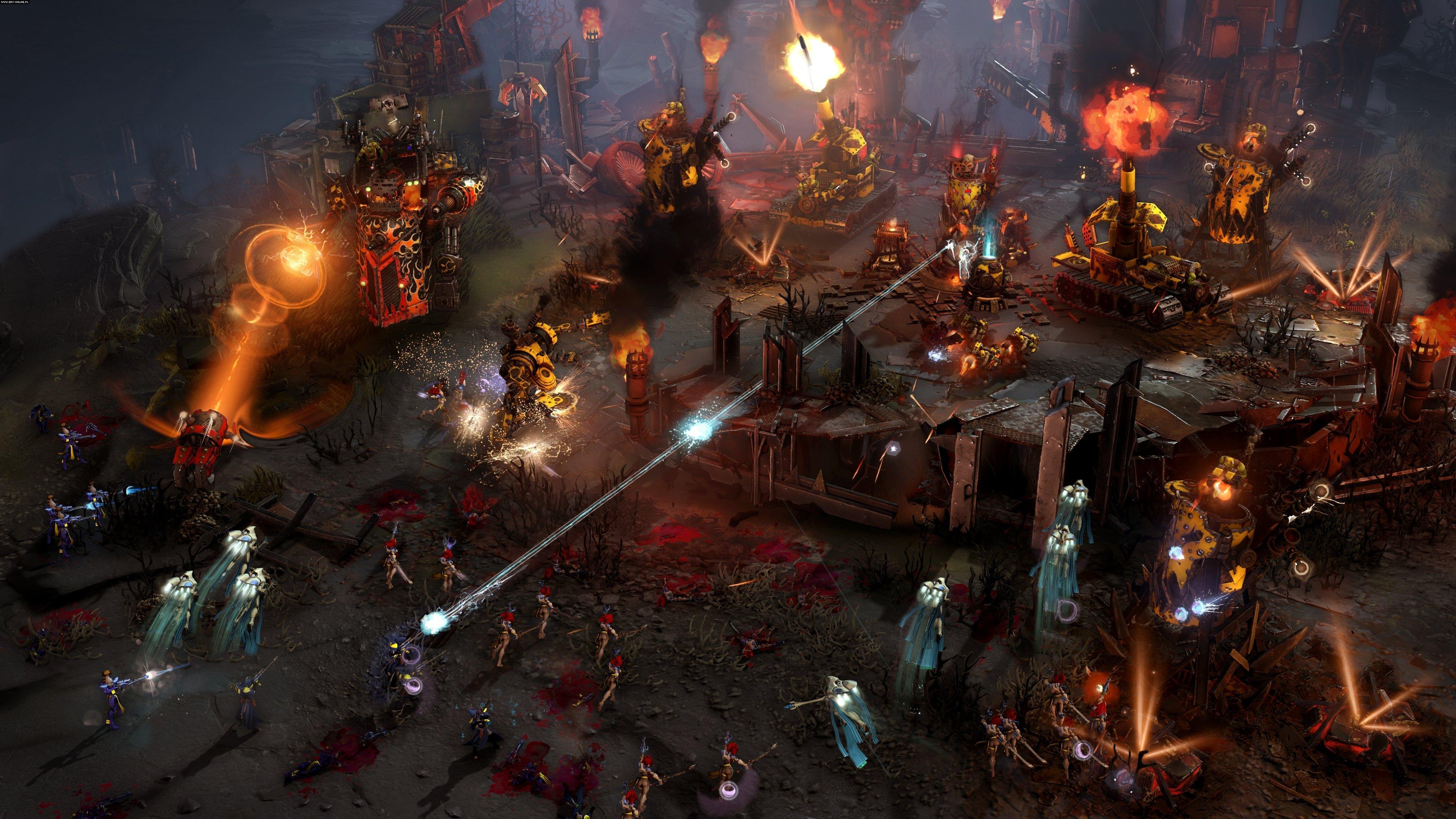 Warhammer 40,000: Dawn of War III PC Games Image 8/32, Relic Entertainment, SEGA