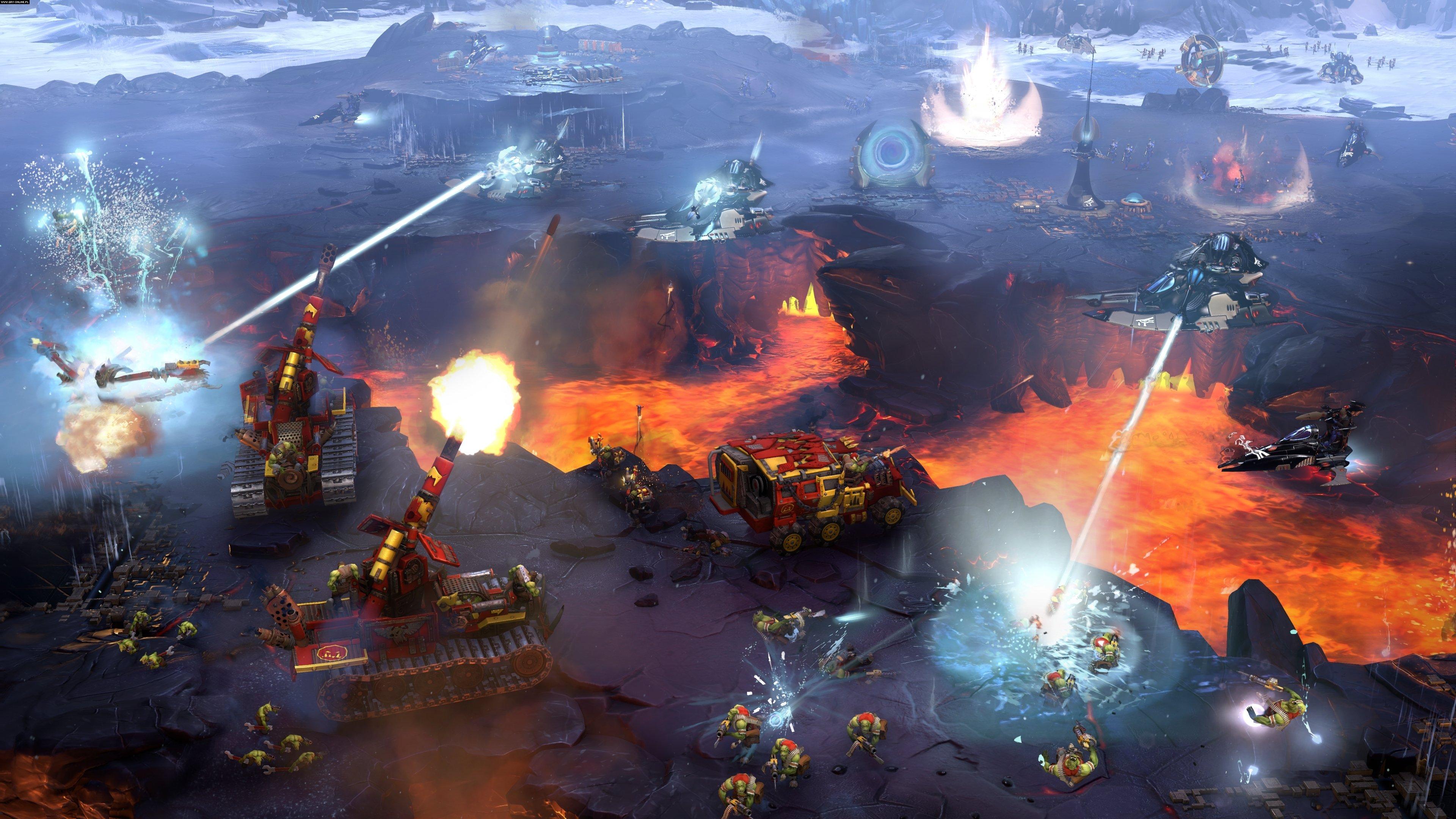 Warhammer 40,000: Dawn of War III PC Games Image 7/32, Relic Entertainment, SEGA