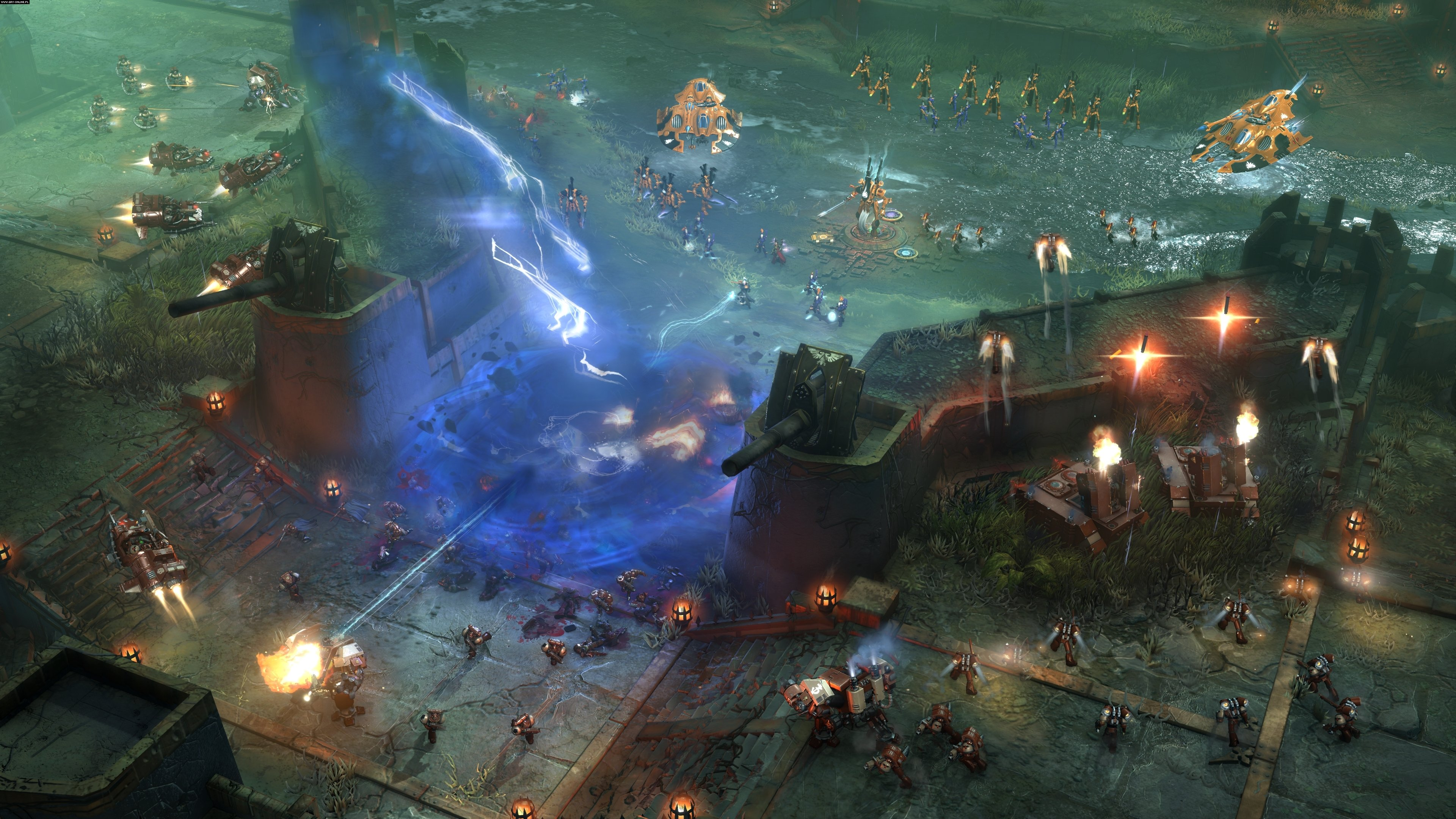 Warhammer 40,000: Dawn of War III PC Gry Screen 12/38, Relic Entertainment, SEGA