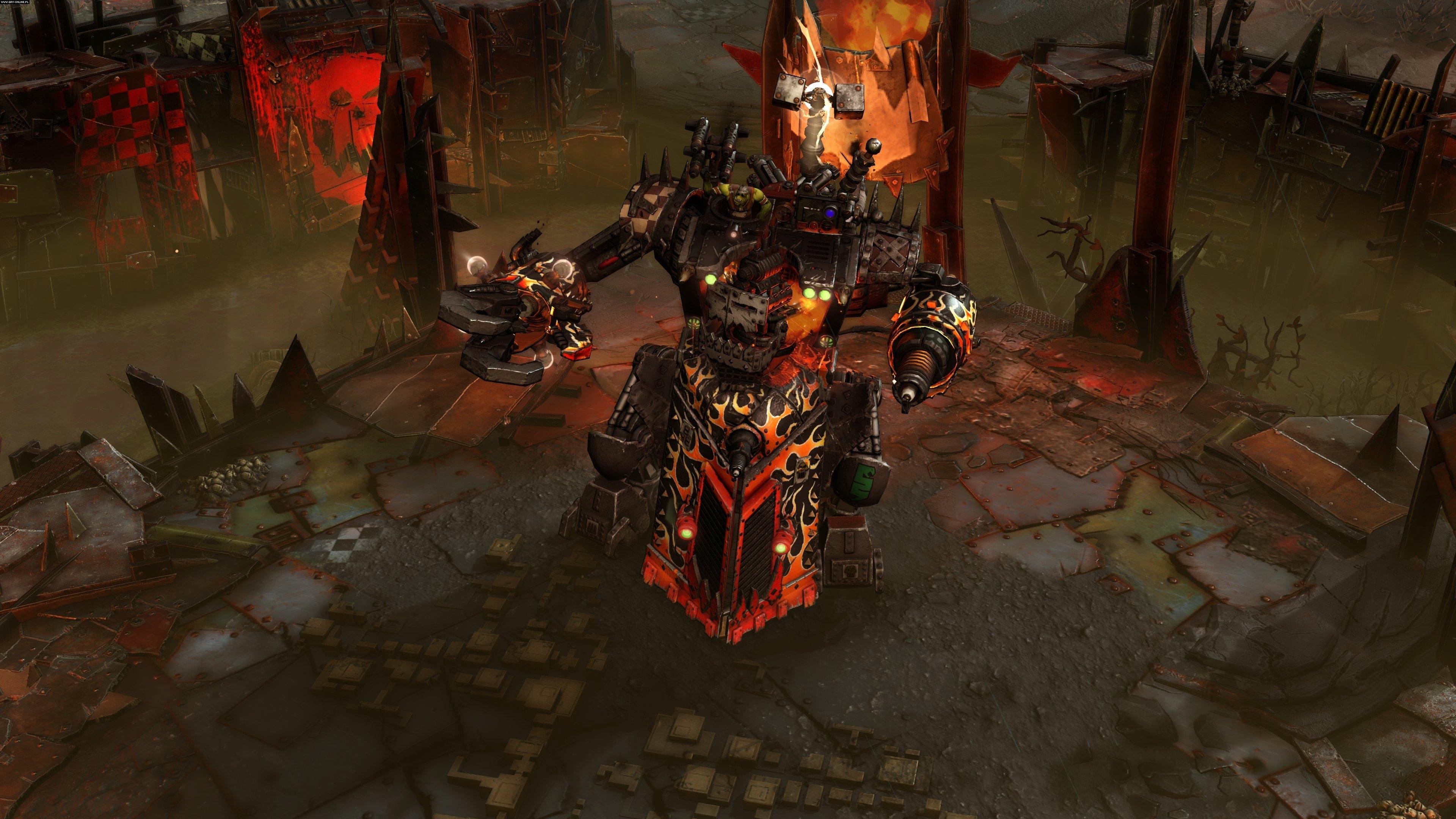 Warhammer 40,000: Dawn of War III PC Games Image 5/32, Relic Entertainment, SEGA