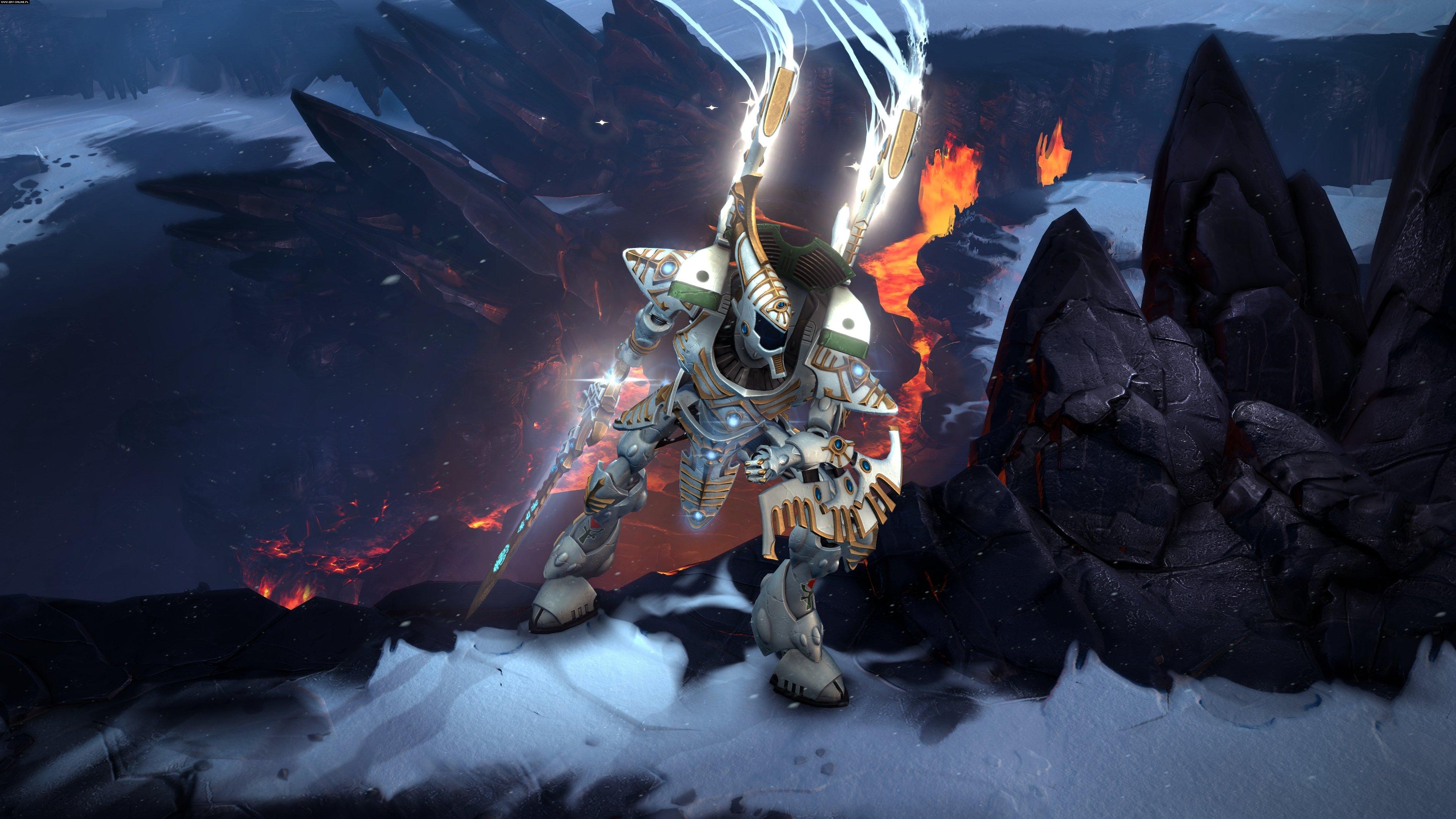 Warhammer 40,000: Dawn of War III PC Games Image 2/32, Relic Entertainment, SEGA